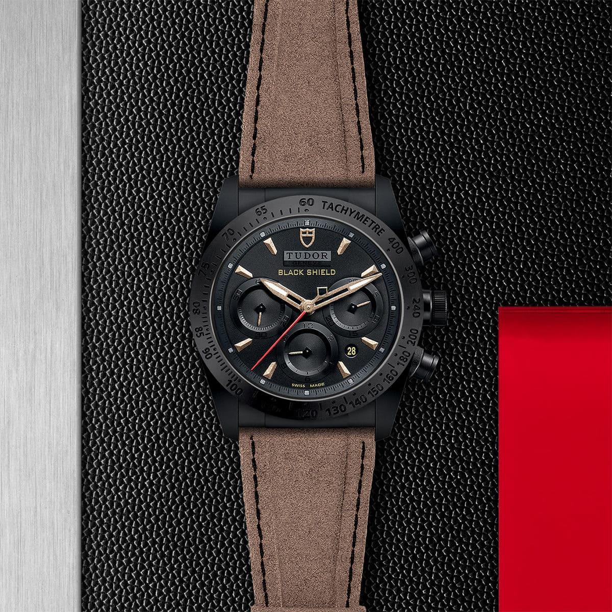 Tudor Fastrider Black Shield M42000CN-0016