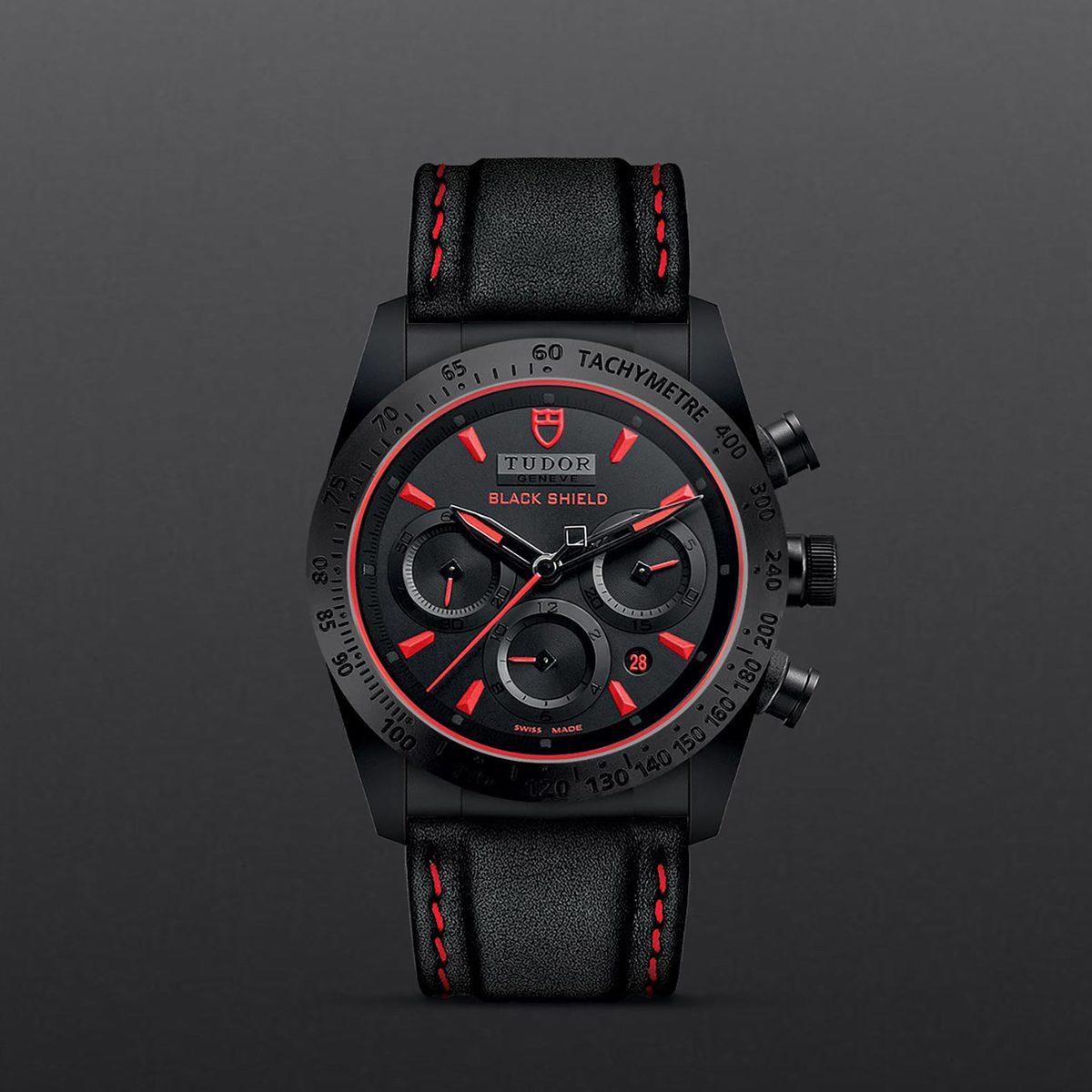 Tudor Fastrider Black Shield M42000CR-0002