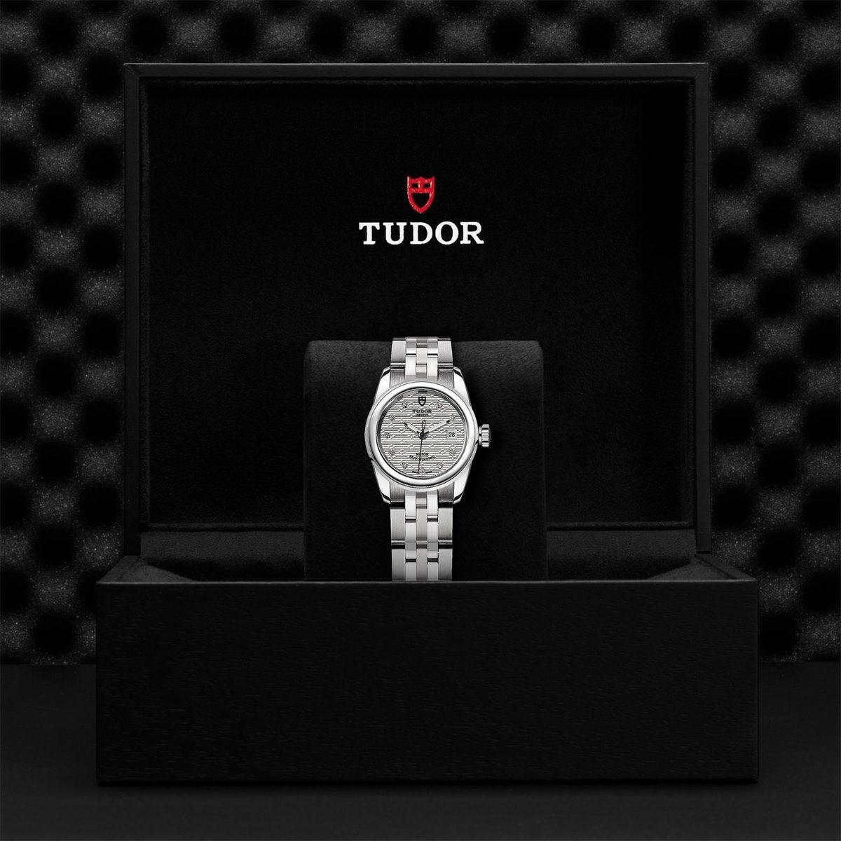 Tudor Glamour Date M51000-0004