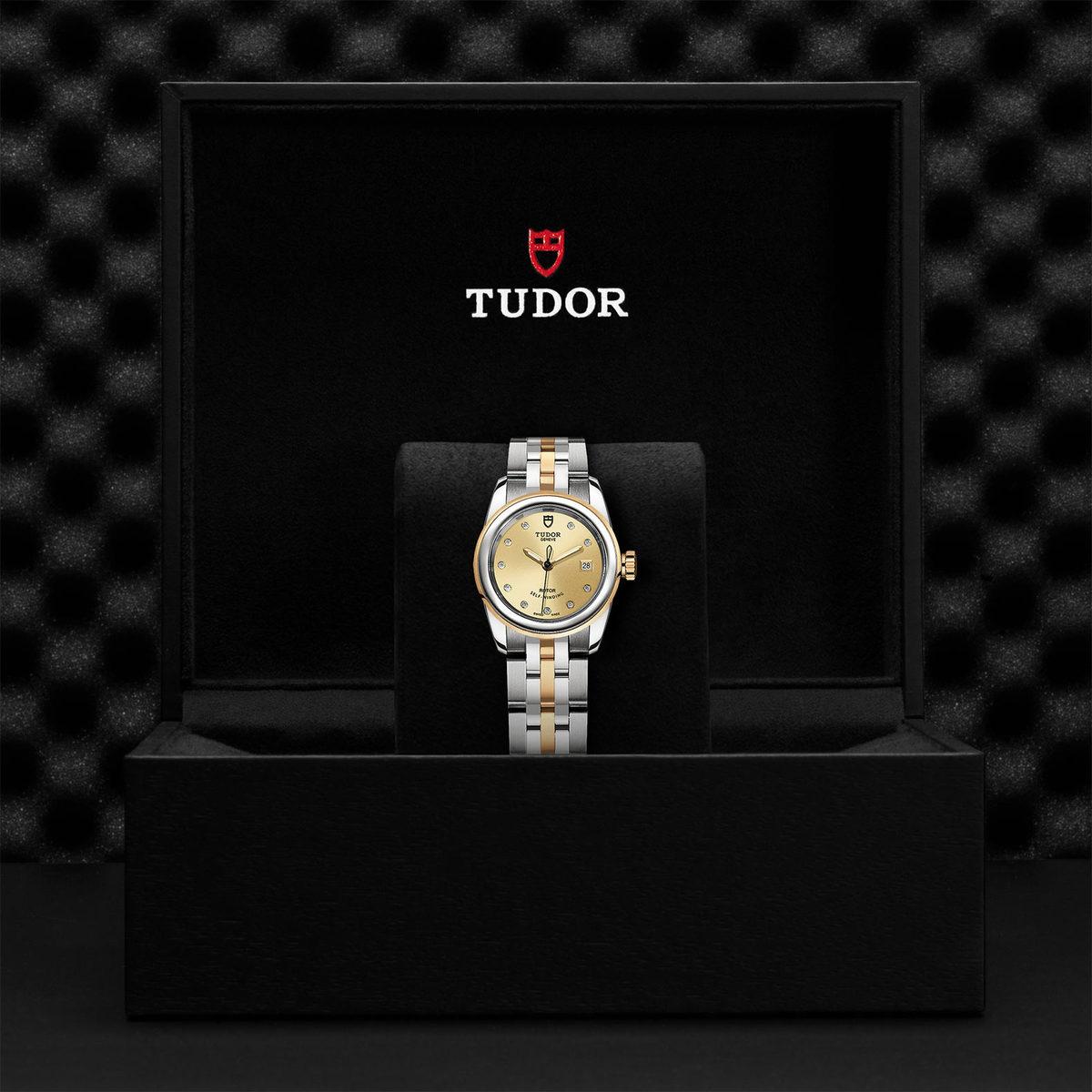 Tudor Glamour Date M51003-0003