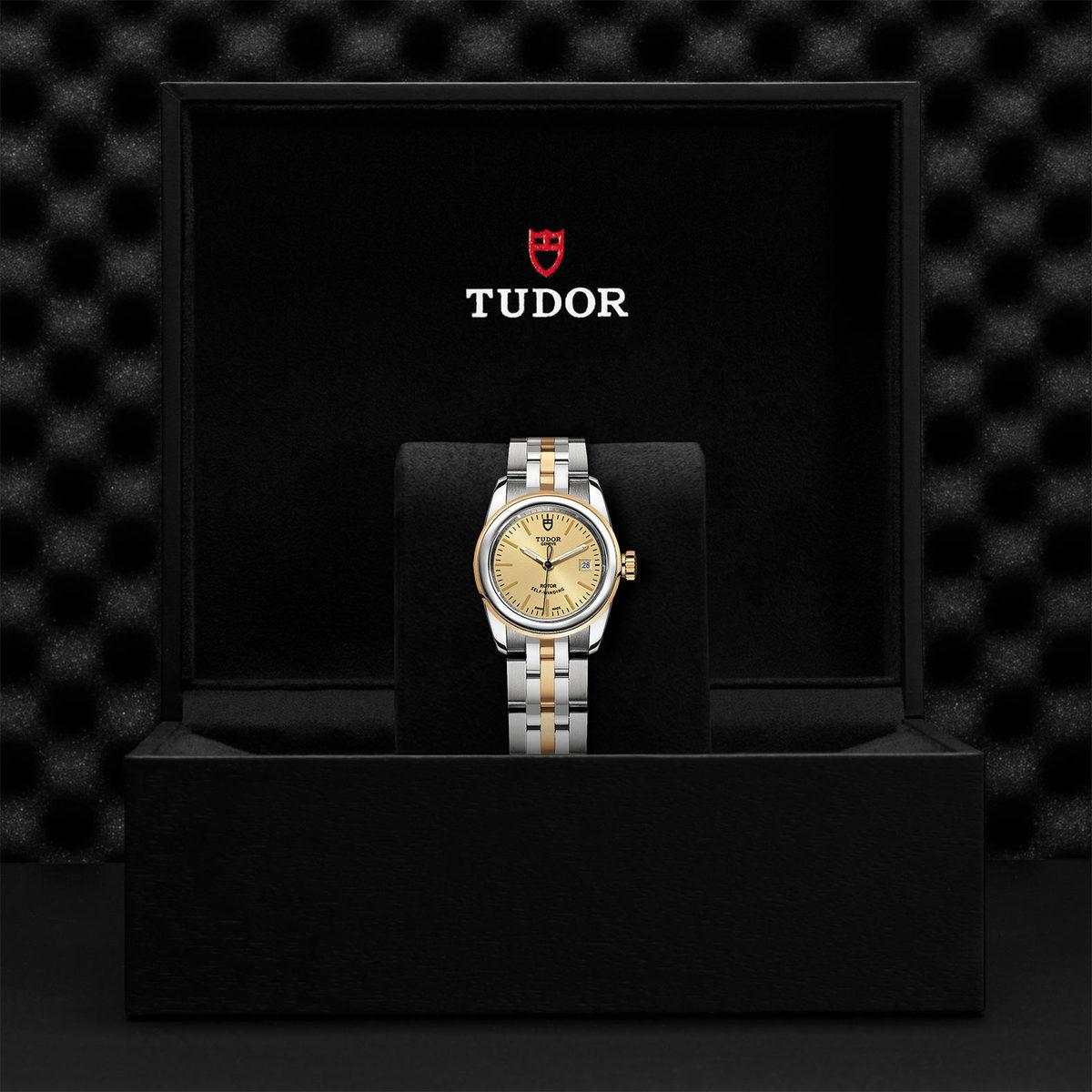 Tudor Glamour Date M51003-0004