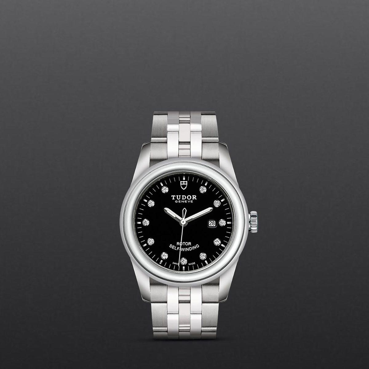 Tudor Glamour Date M53000-0001