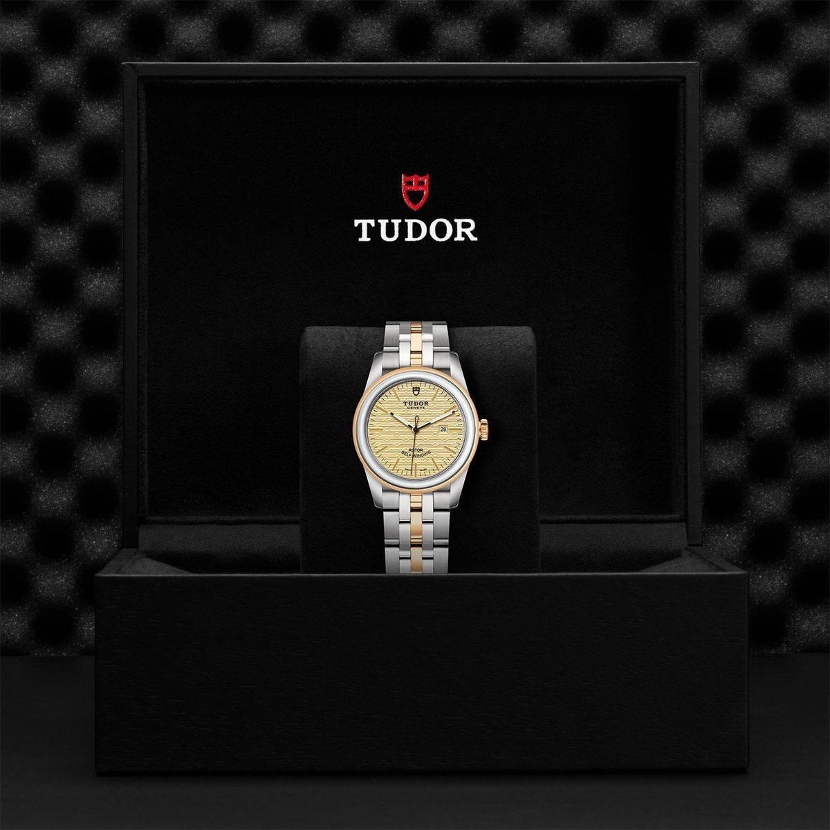 Tudor Glamour Date M53003-0003
