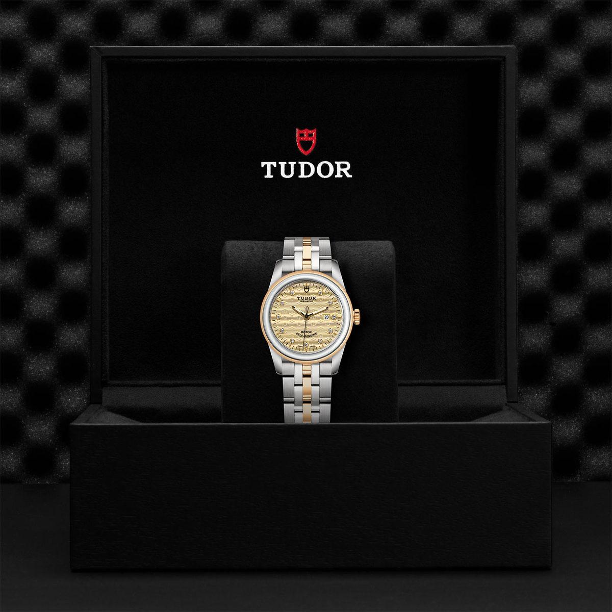 Tudor Glamour Date M53003-0004