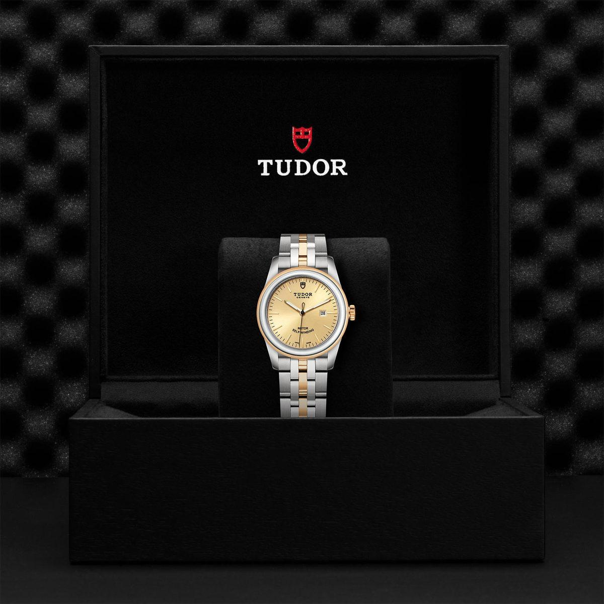 Tudor Glamour Date M53003-0005