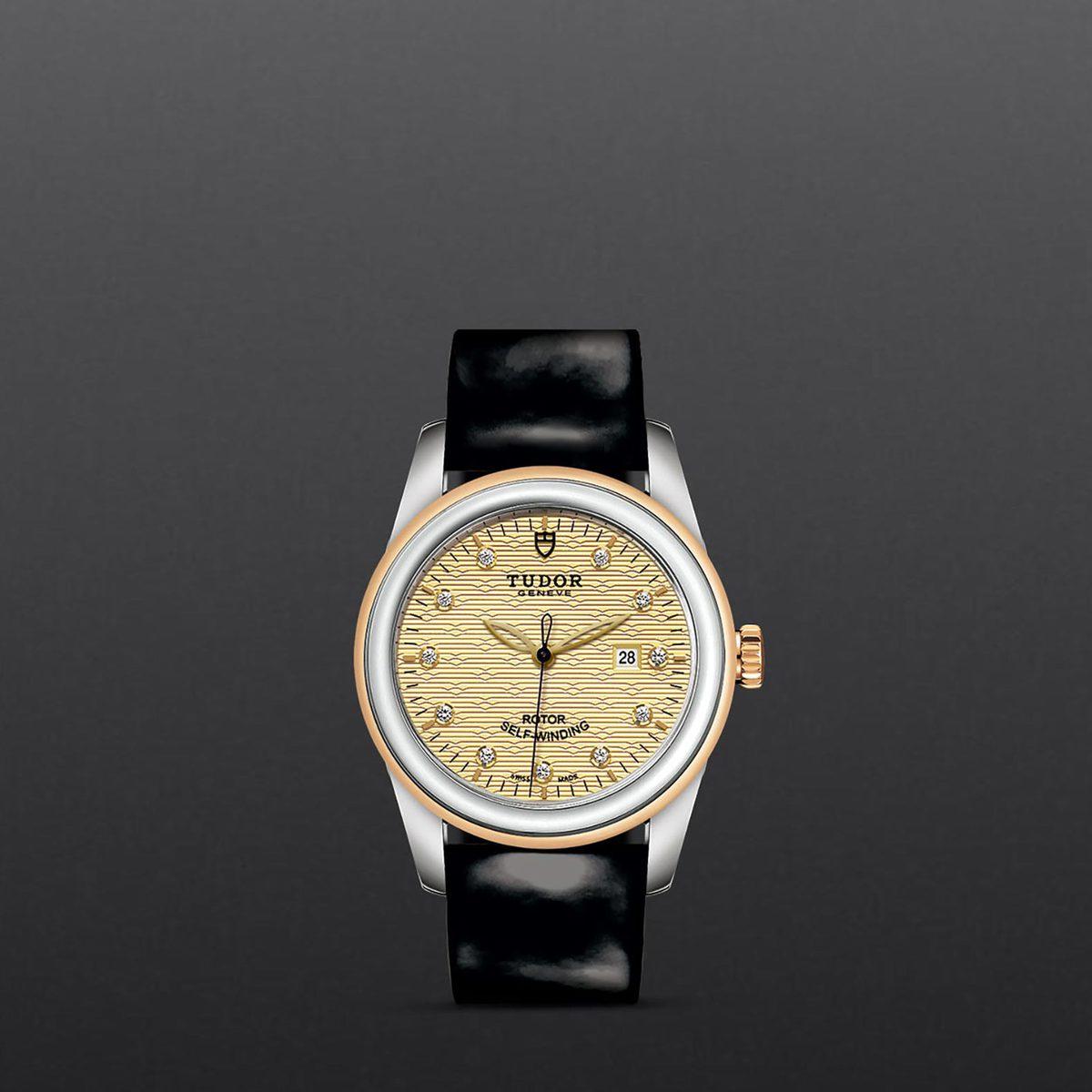 Tudor Glamour Date M53003-0052