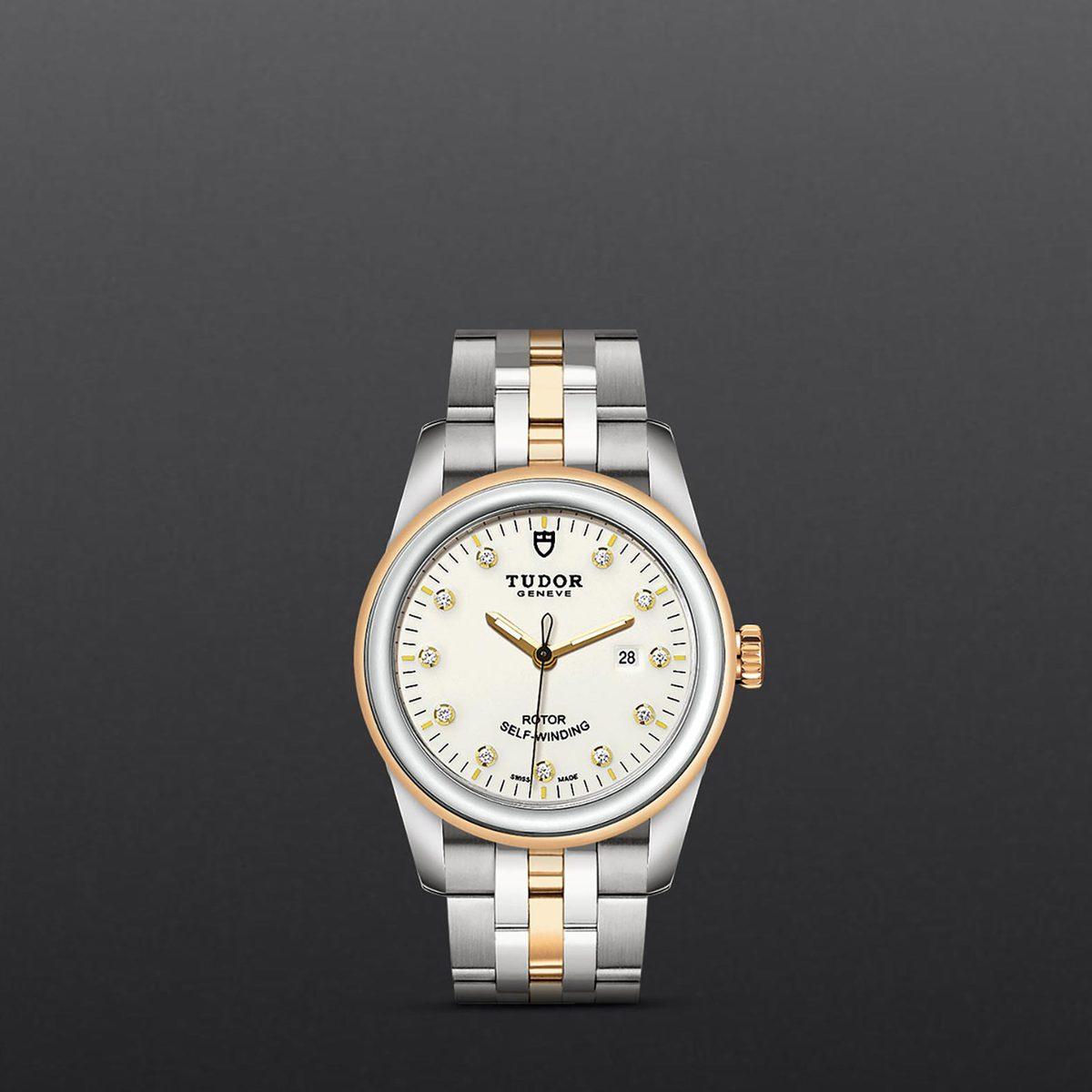 Tudor Glamour Date M53003-0066