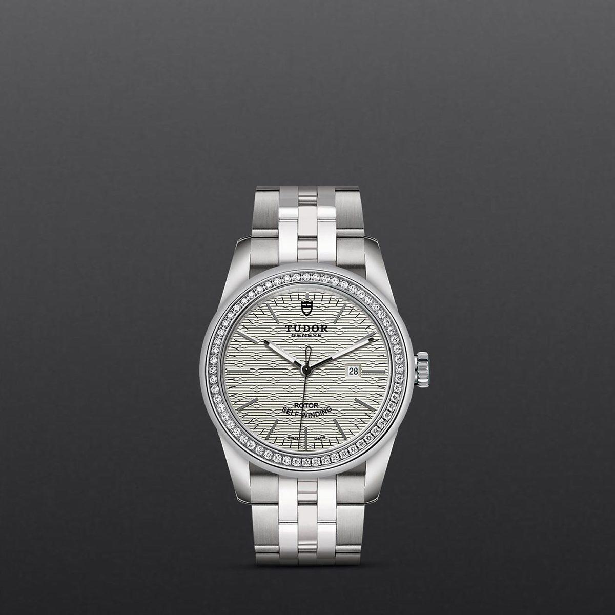 Tudor Glamour Date M53020-0001