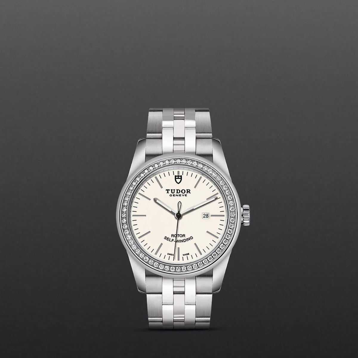 Tudor Glamour Date M53020-0073