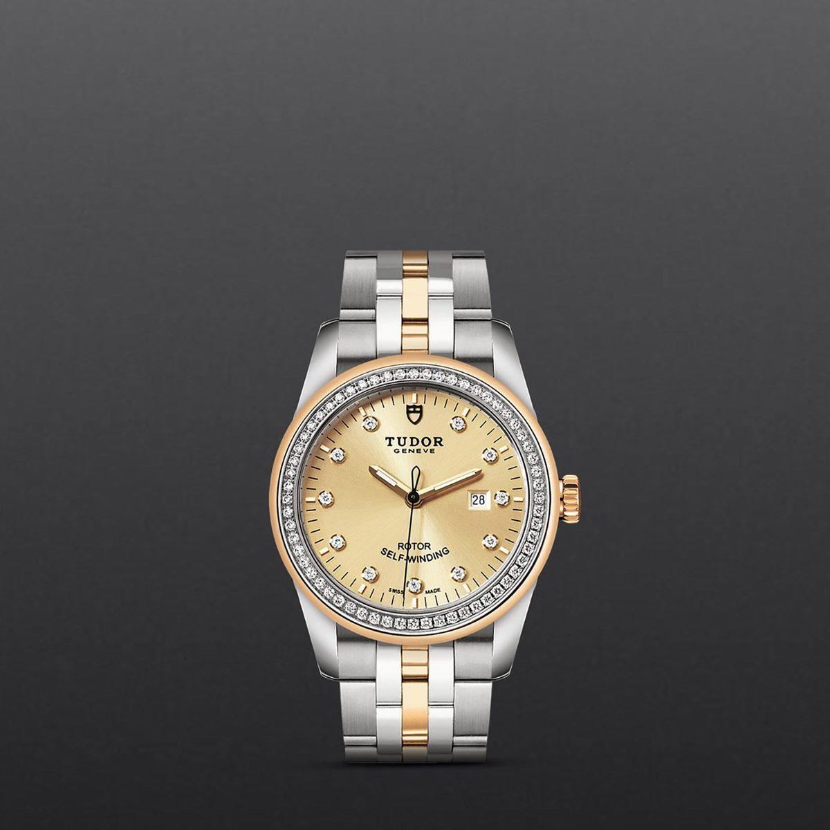 Tudor Glamour Date M53023-0021