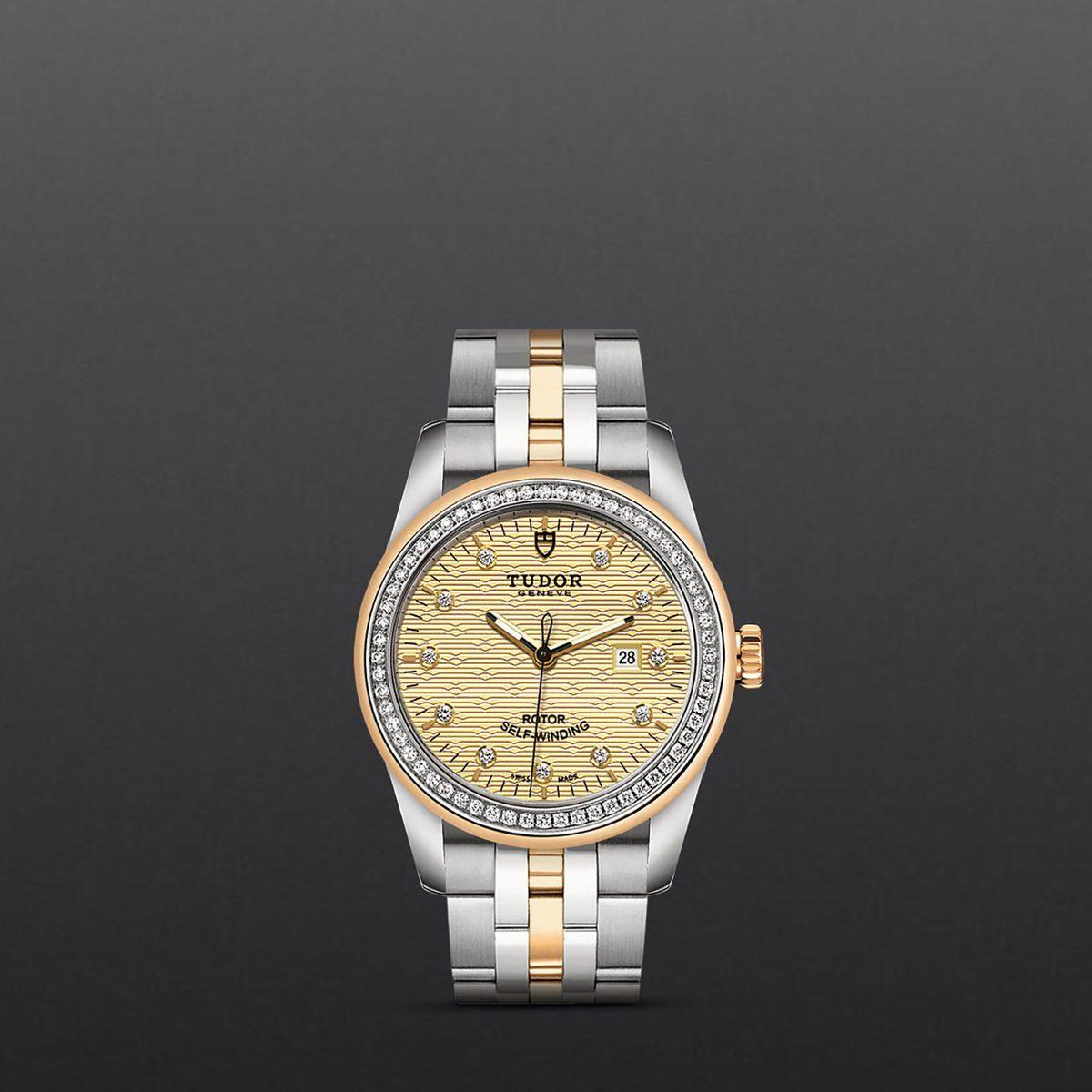 Tudor Glamour Date M53023-0023