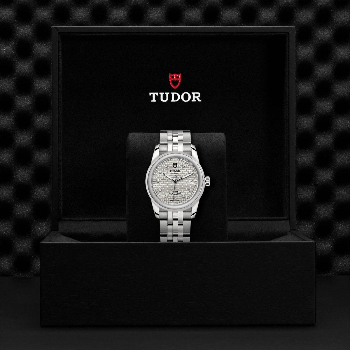 Tudor Glamour Date M55000-0004