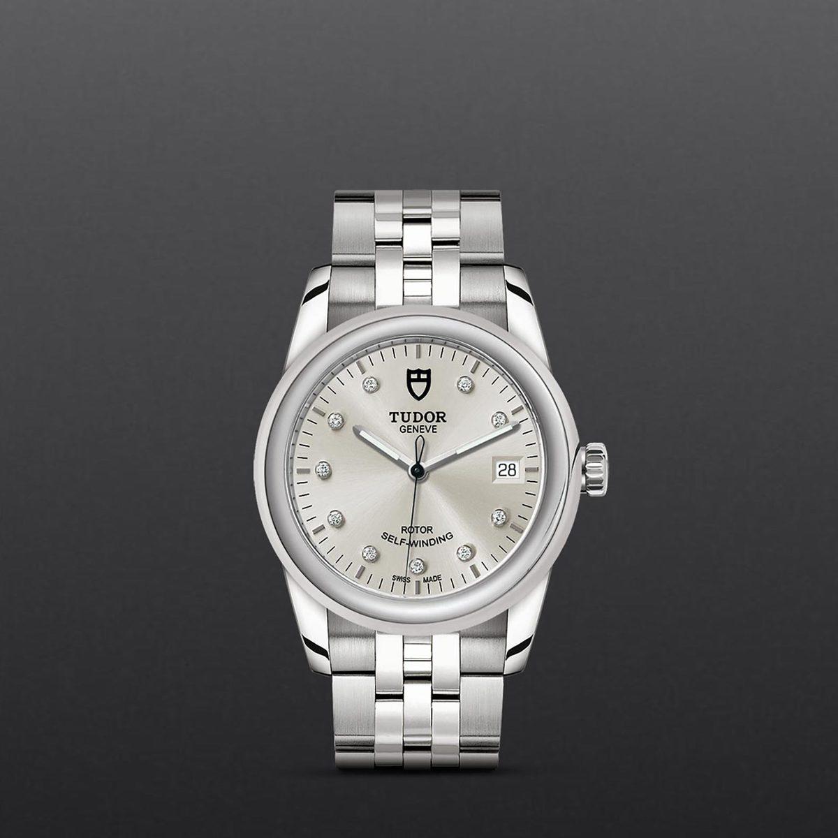 Tudor Glamour Date M55000-0006