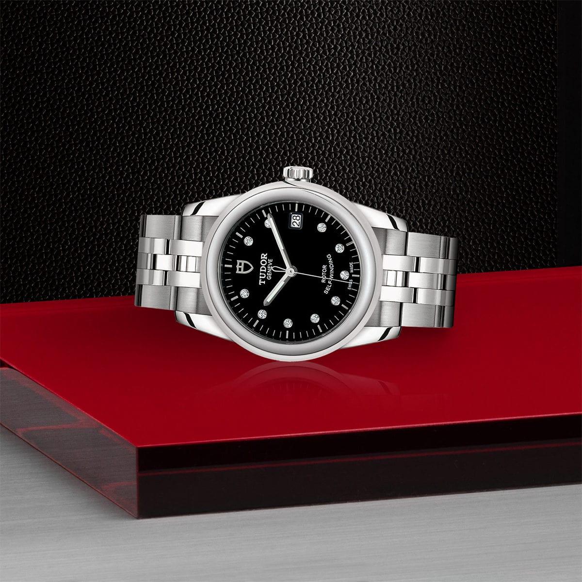 Tudor Glamour Date M55000-0008