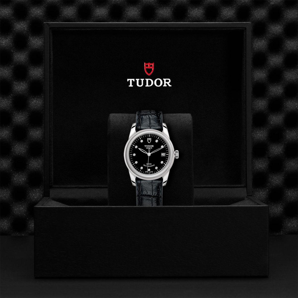 Tudor Glamour Date M55000-0013