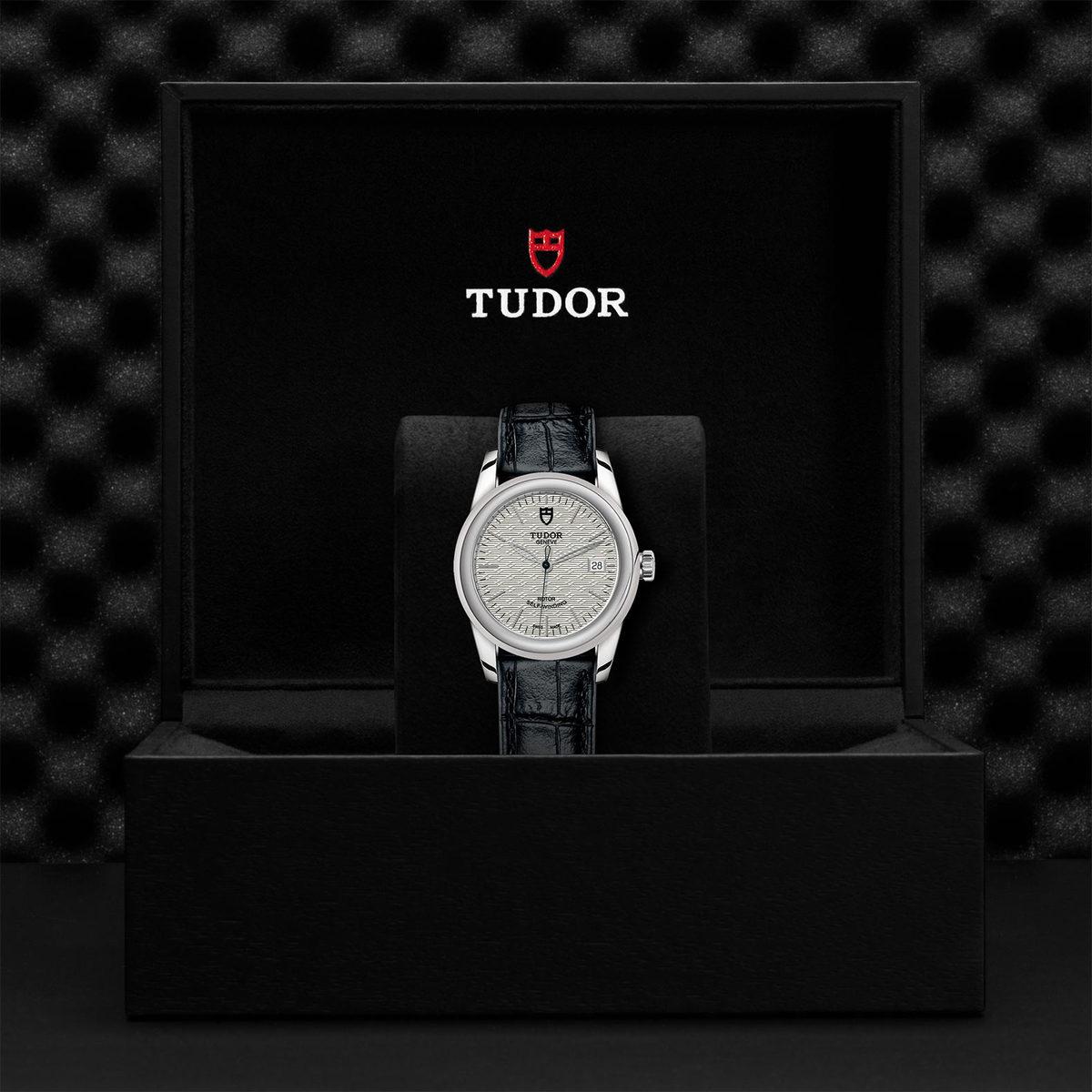 Tudor Glamour Date M55000-0050