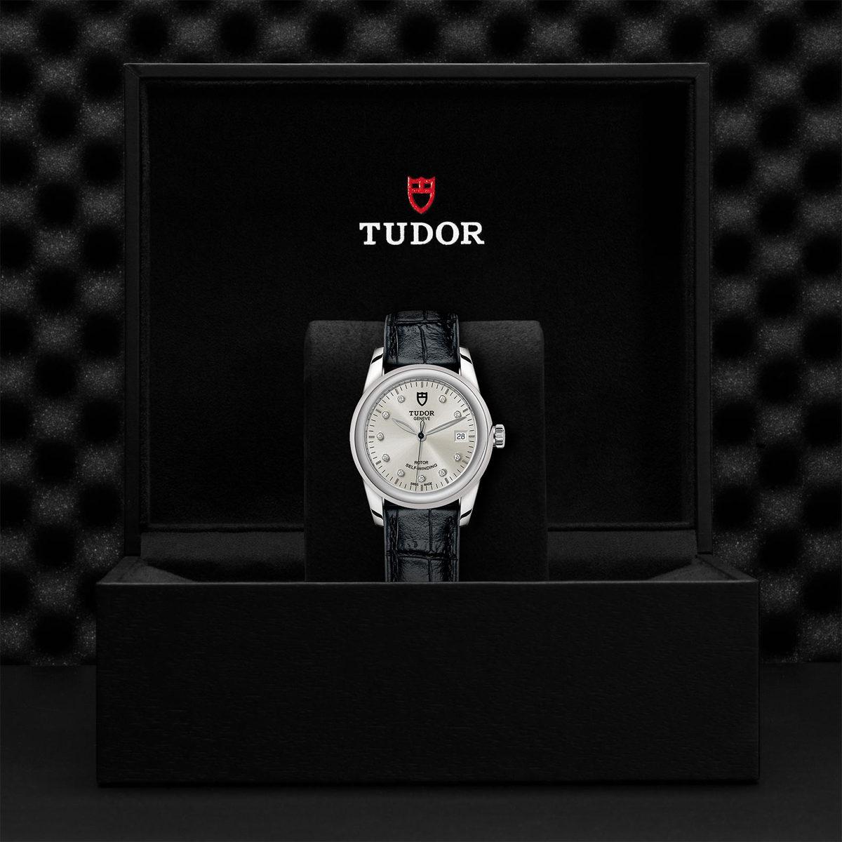 Tudor Glamour Date M55000-0076