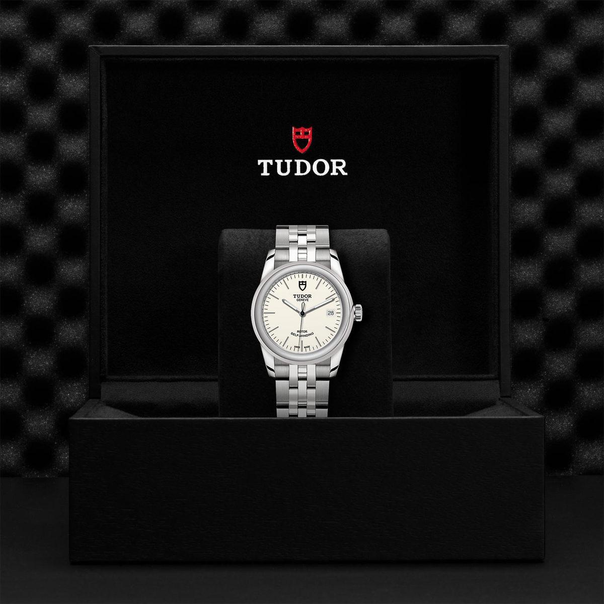 Tudor Glamour Date M55000-0103