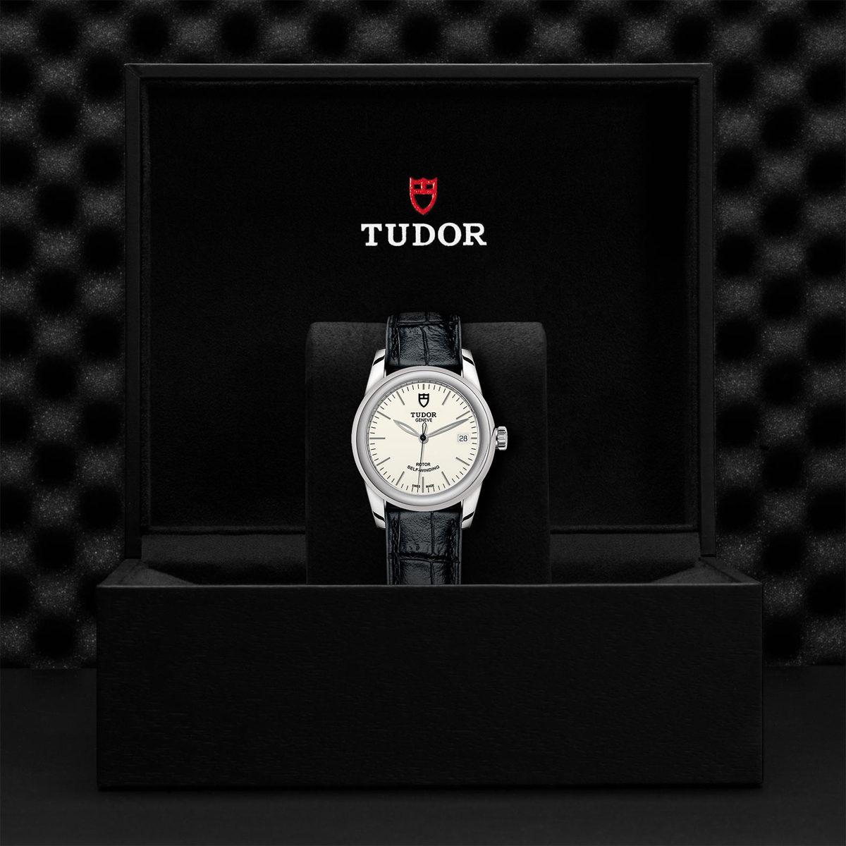 Tudor Glamour Date M55000-0107