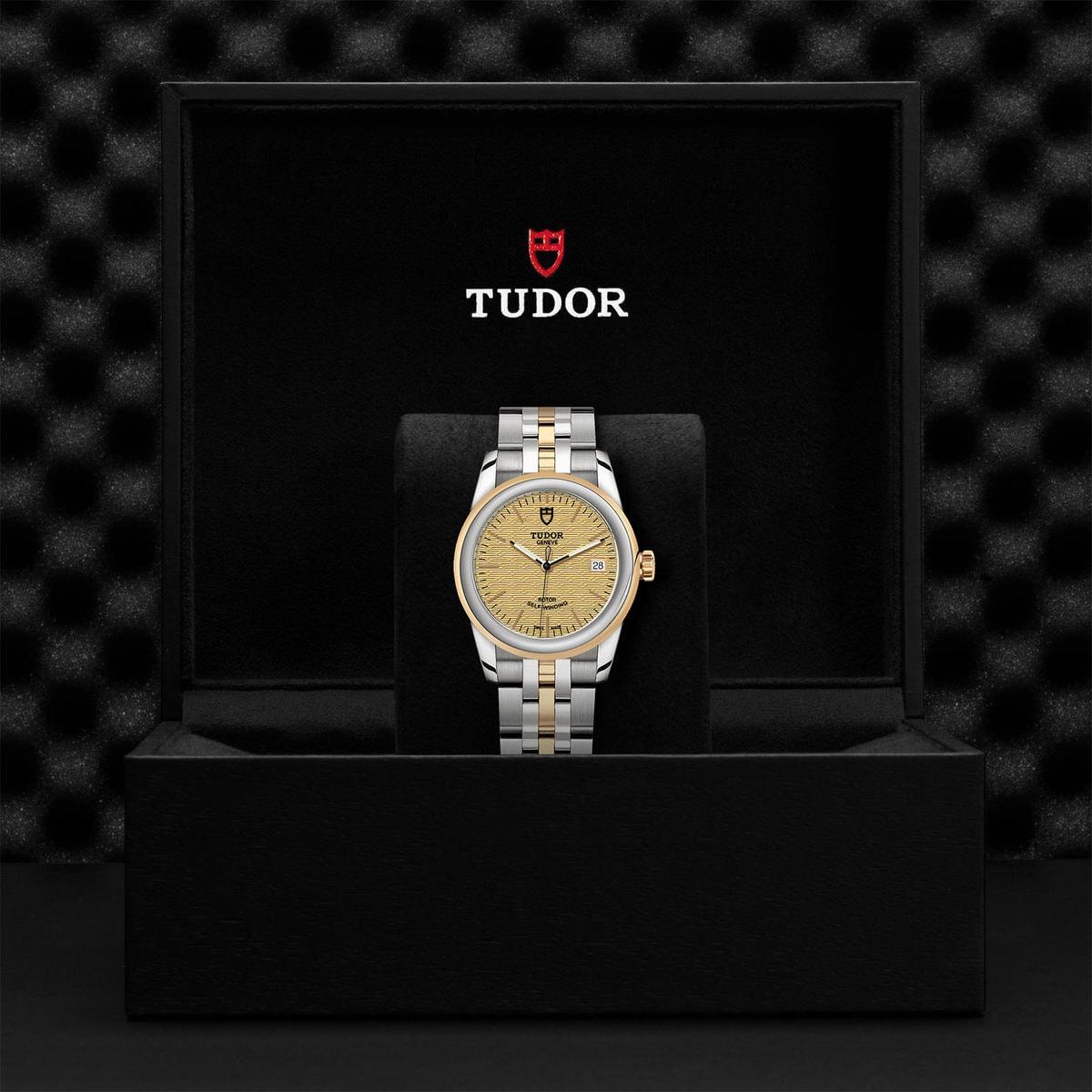 Tudor Glamour Date M55003-0003