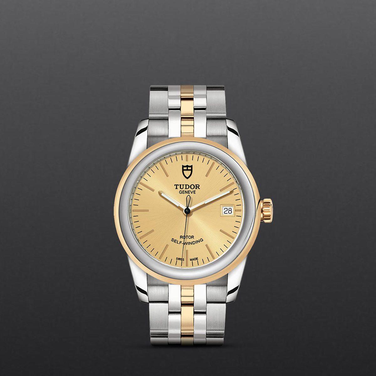 Tudor Glamour Date M55003-0005