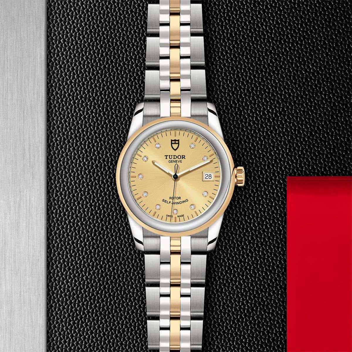 Tudor Glamour Date M55003-0006