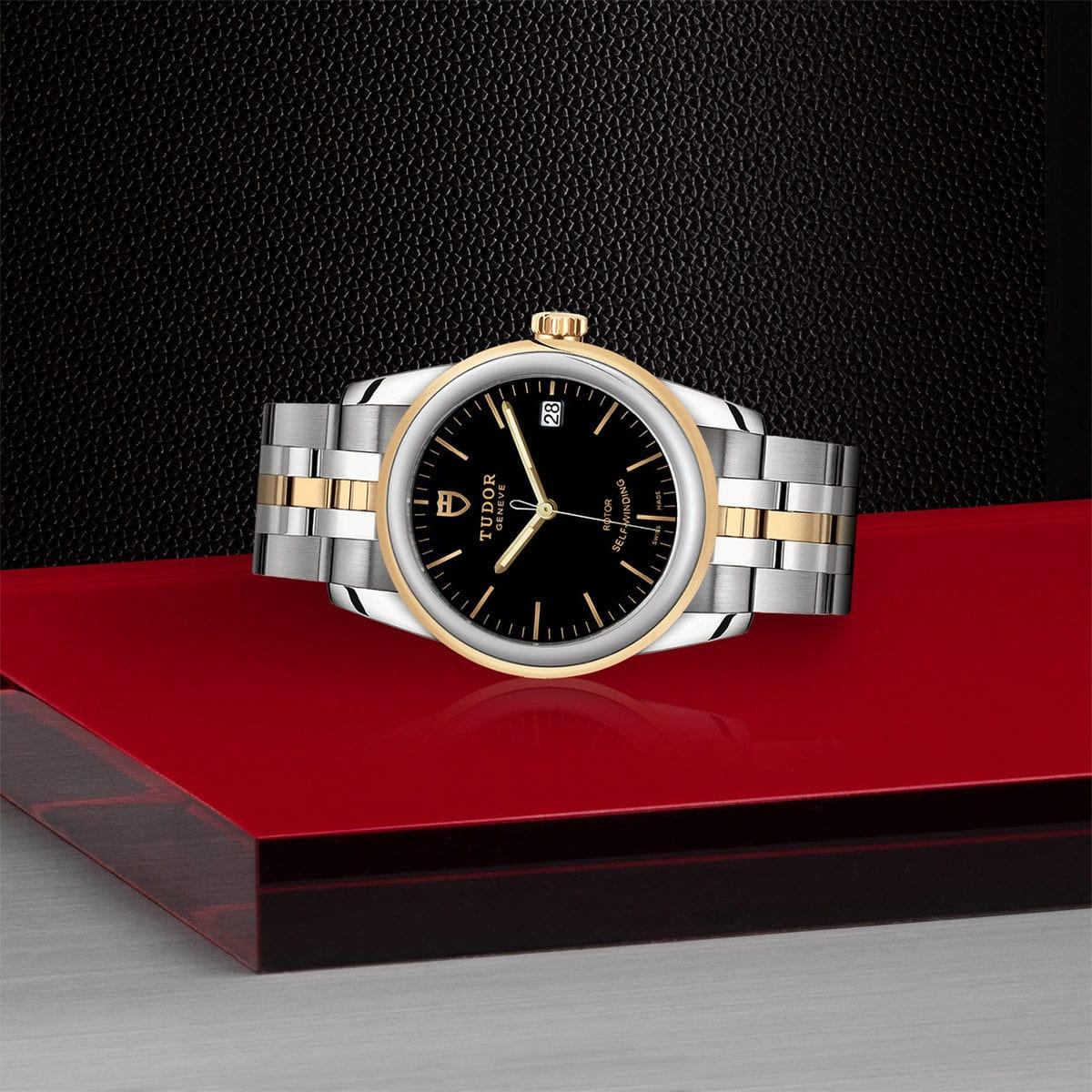 Tudor Glamour Date M55003-0007