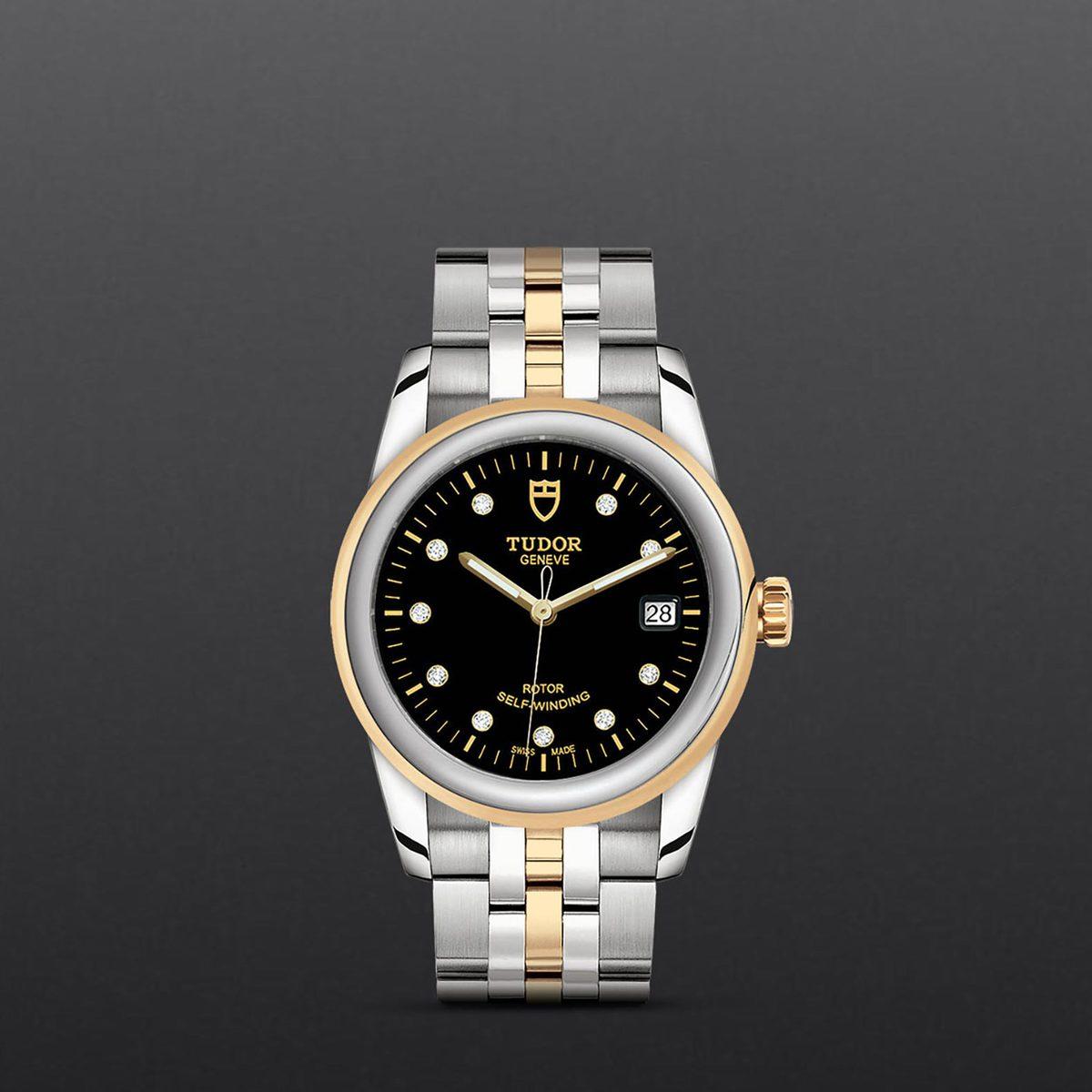 Tudor Glamour Date M55003-0008