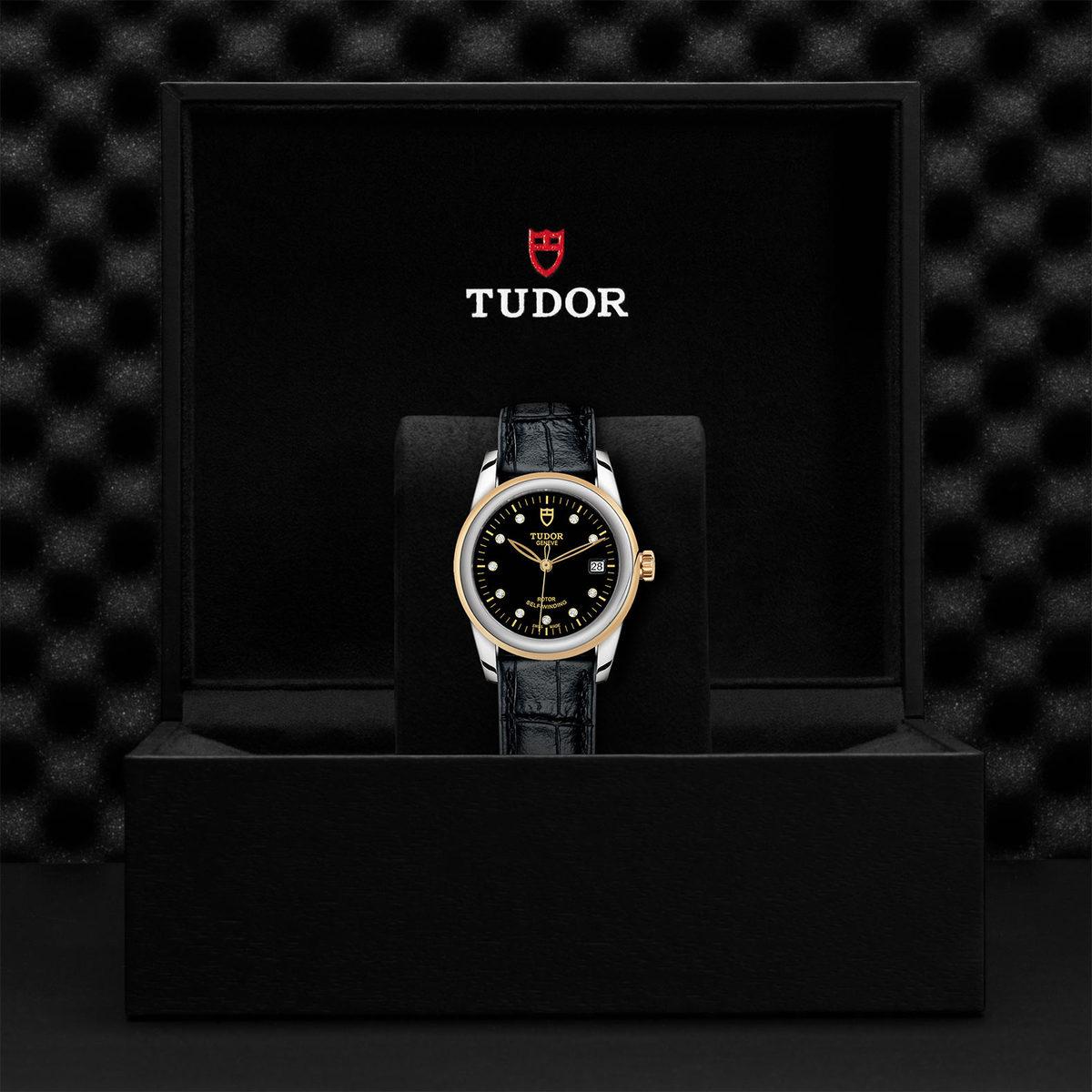 Tudor Glamour Date M55003-0037