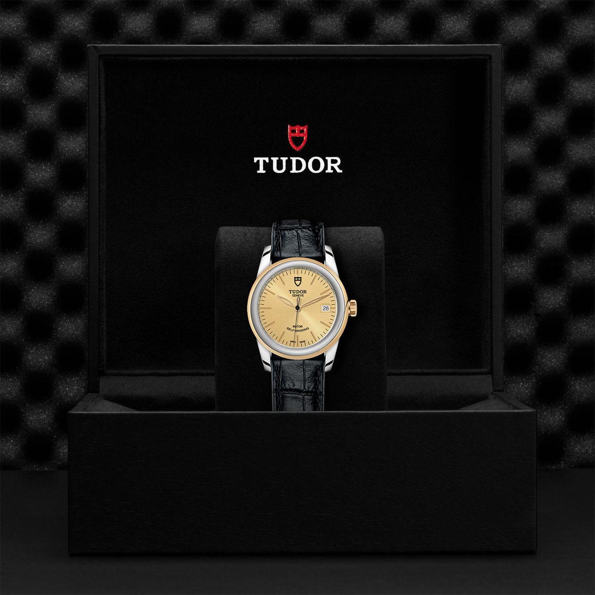 Tudor Glamour Date M55003-0044