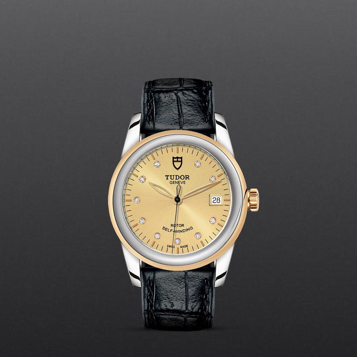 Tudor Glamour Date M55003-0051
