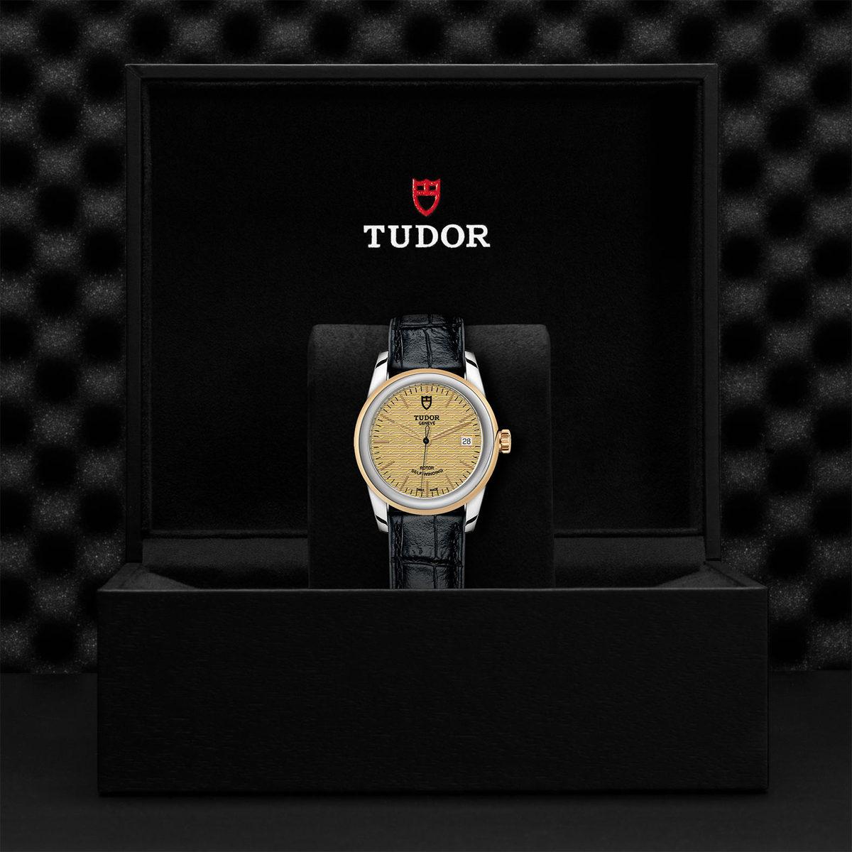 Tudor Glamour Date M55003-0060