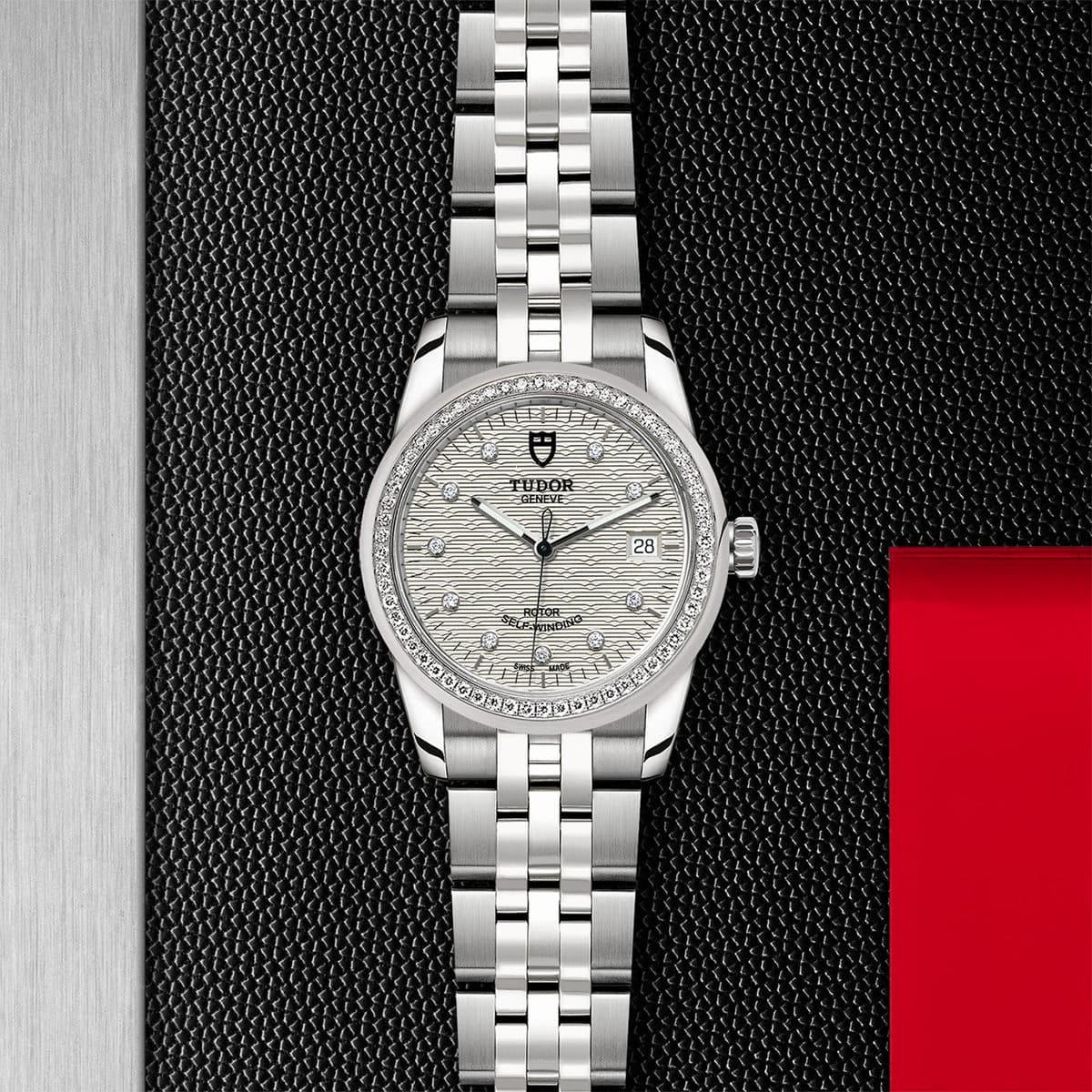 Tudor Glamour Date M55020-0001