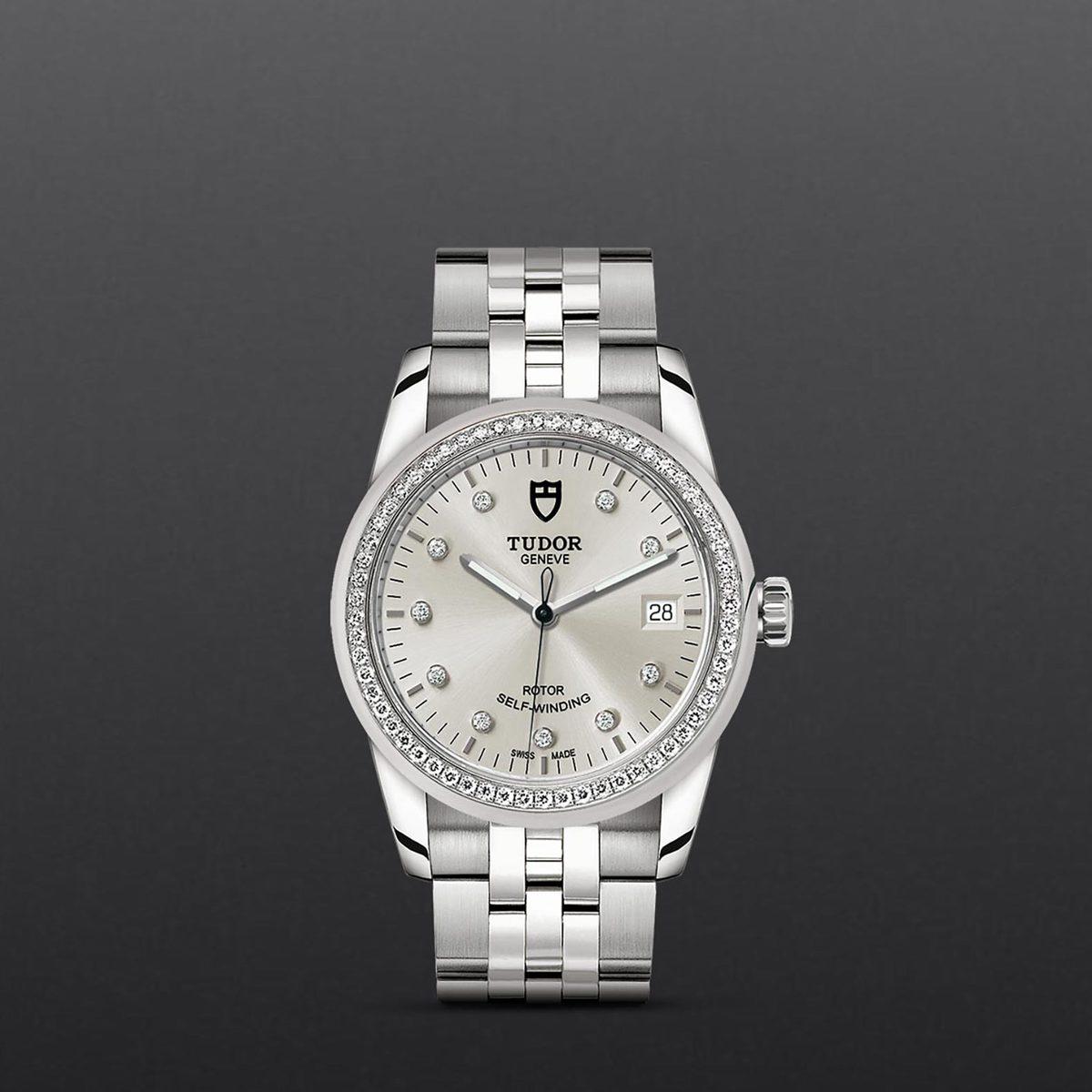 Tudor Glamour Date M55020-0003