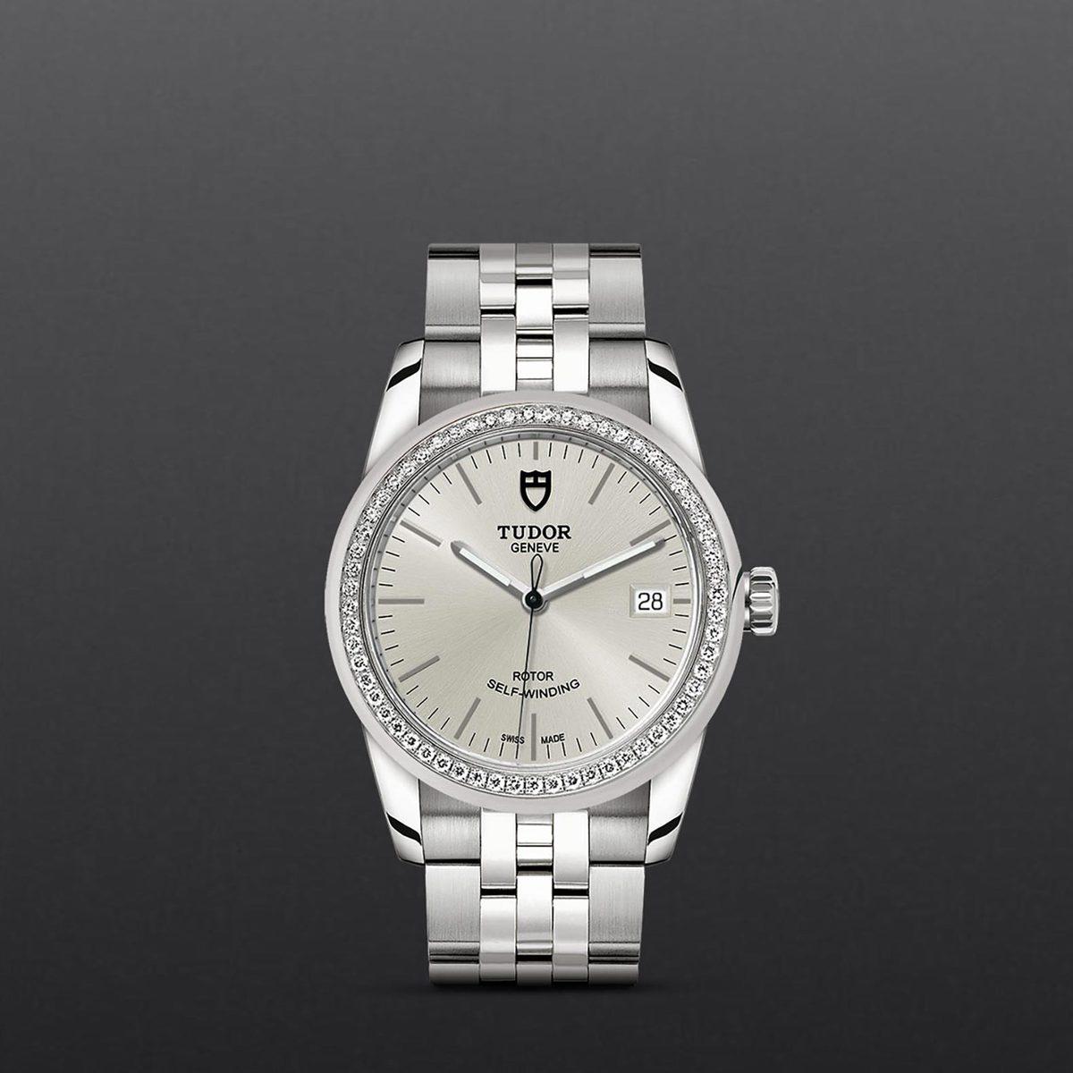 Tudor Glamour Date M55020-0004