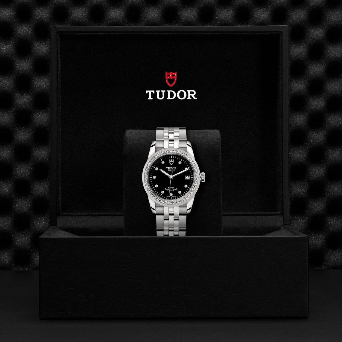 Tudor Glamour Date M55020-0007