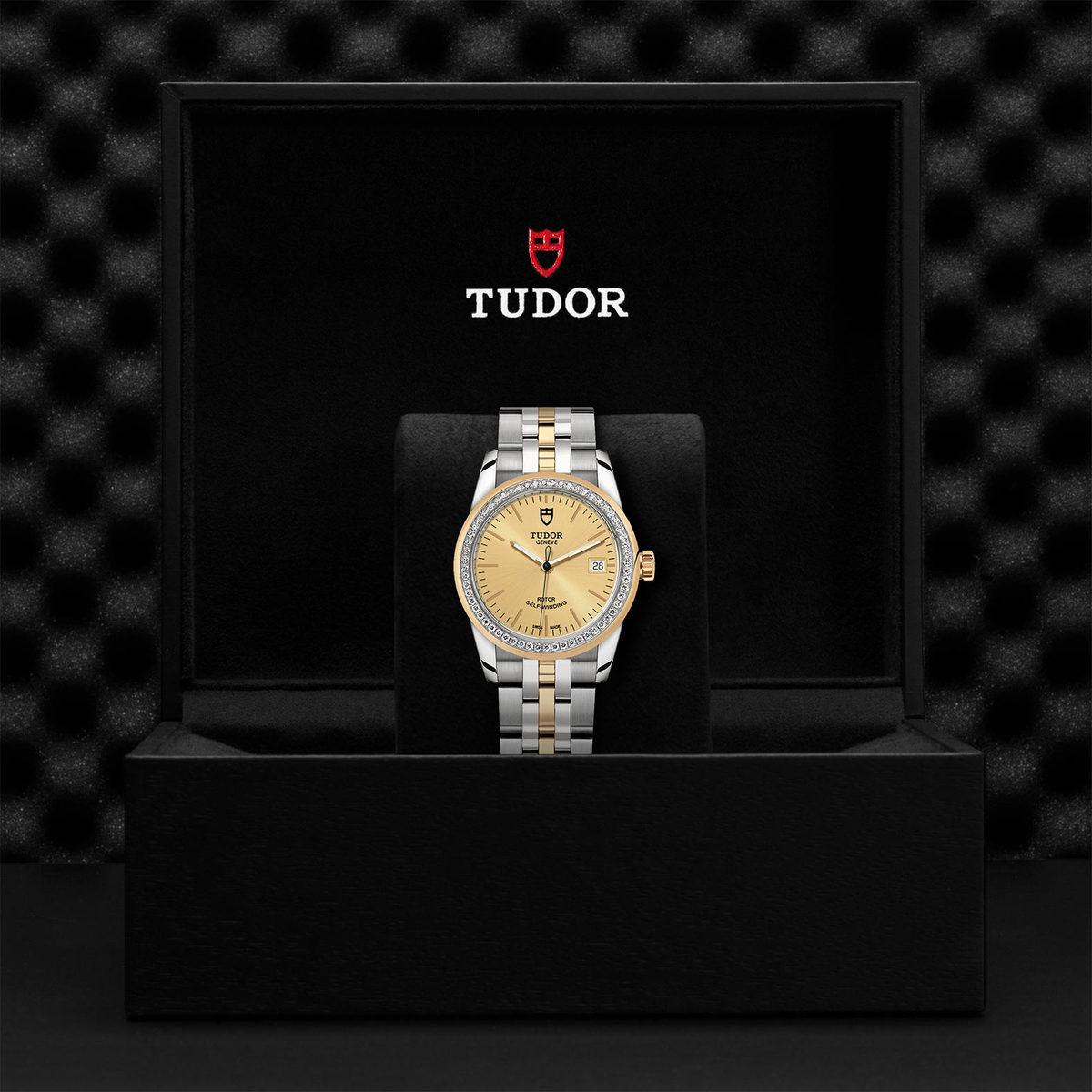 Tudor Glamour Date M55023-0025