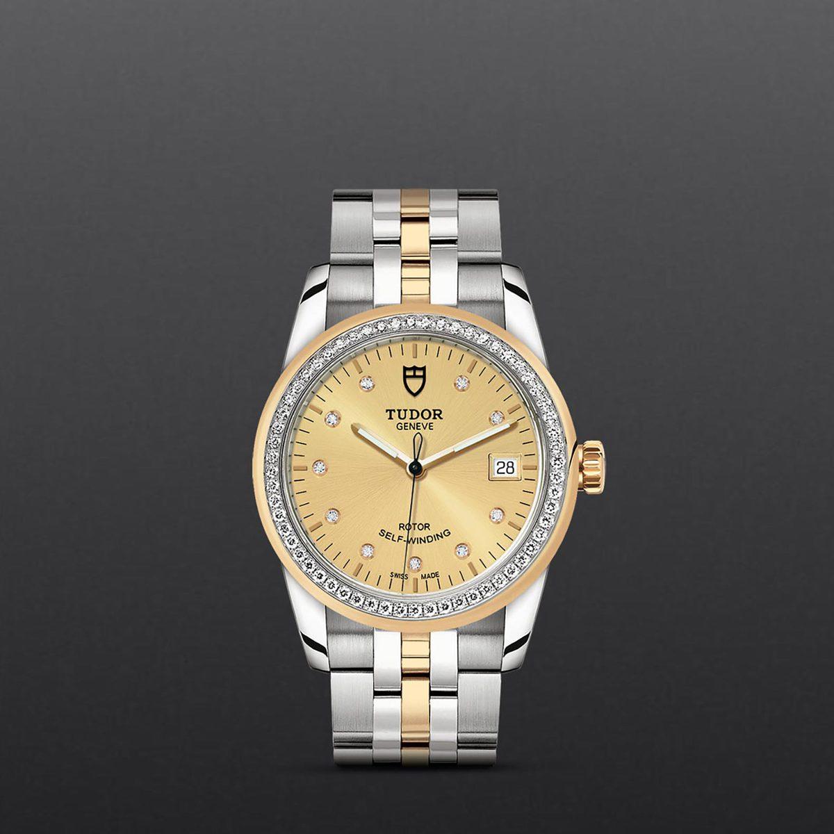 Tudor Glamour Date M55023-0026