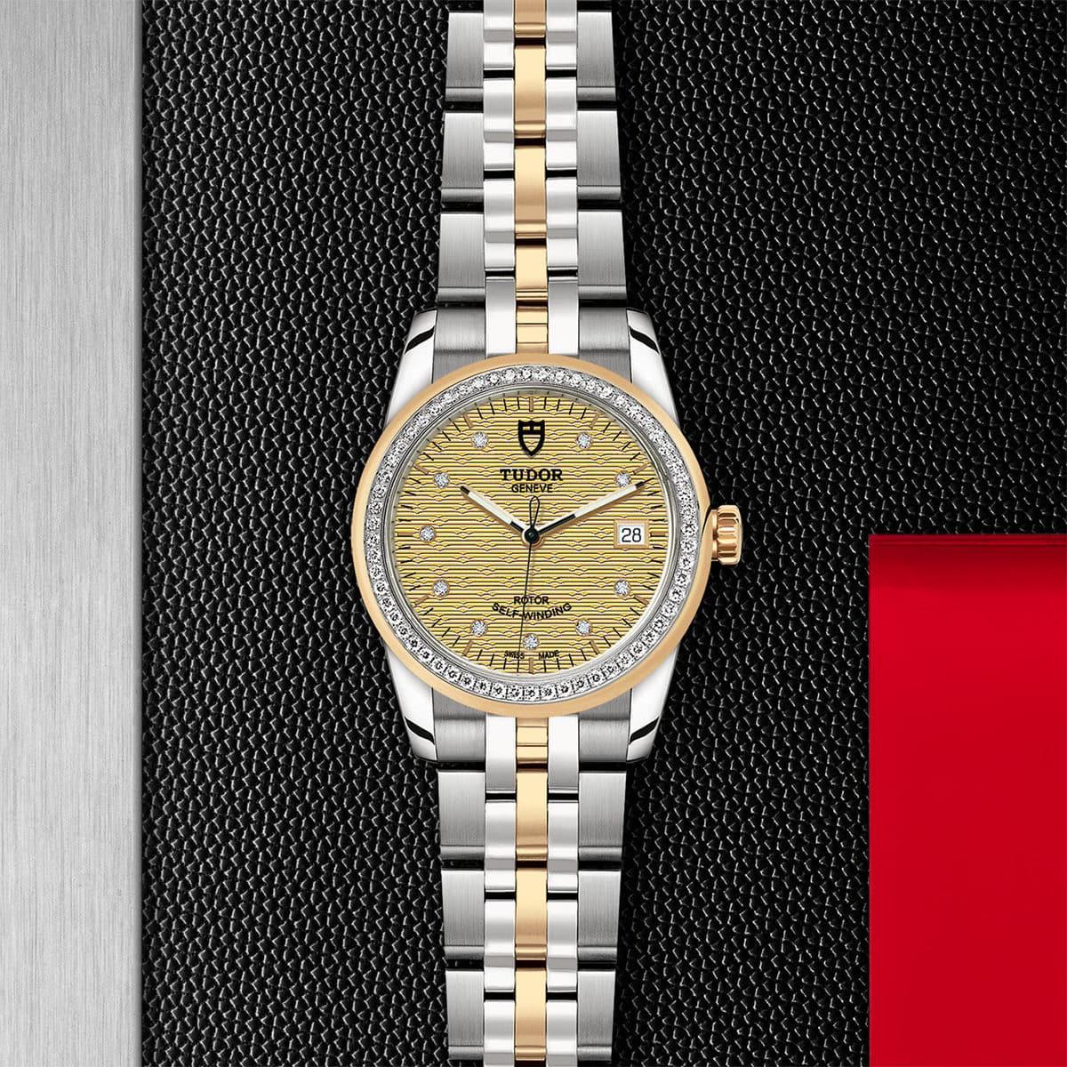 Tudor Glamour Date M55023-0028