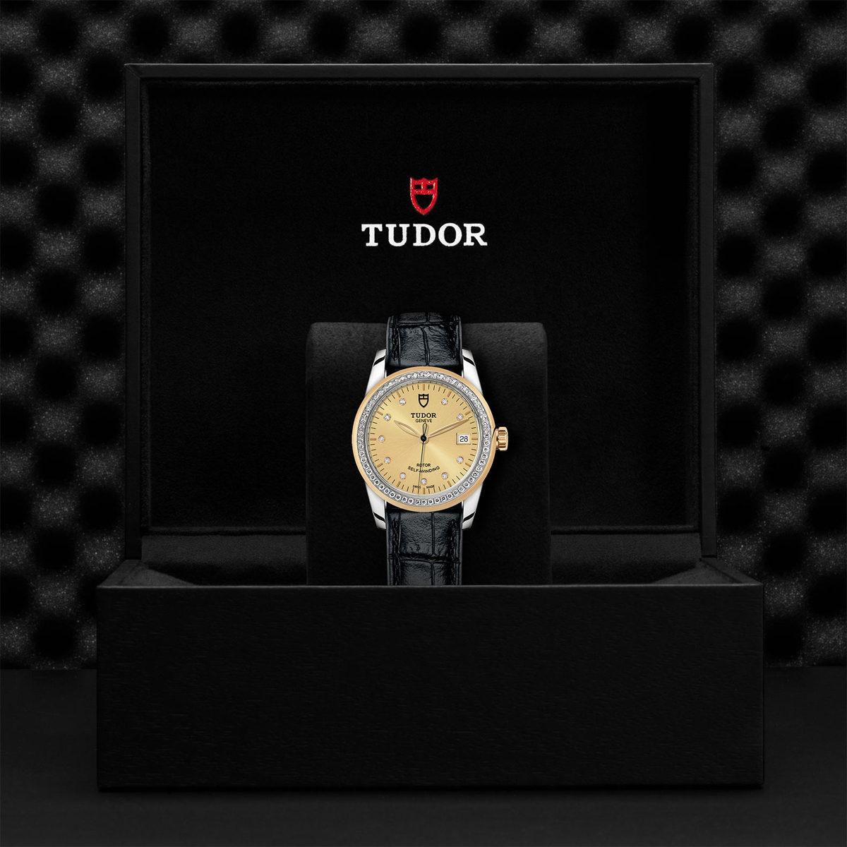Tudor Glamour Date M55023-0050