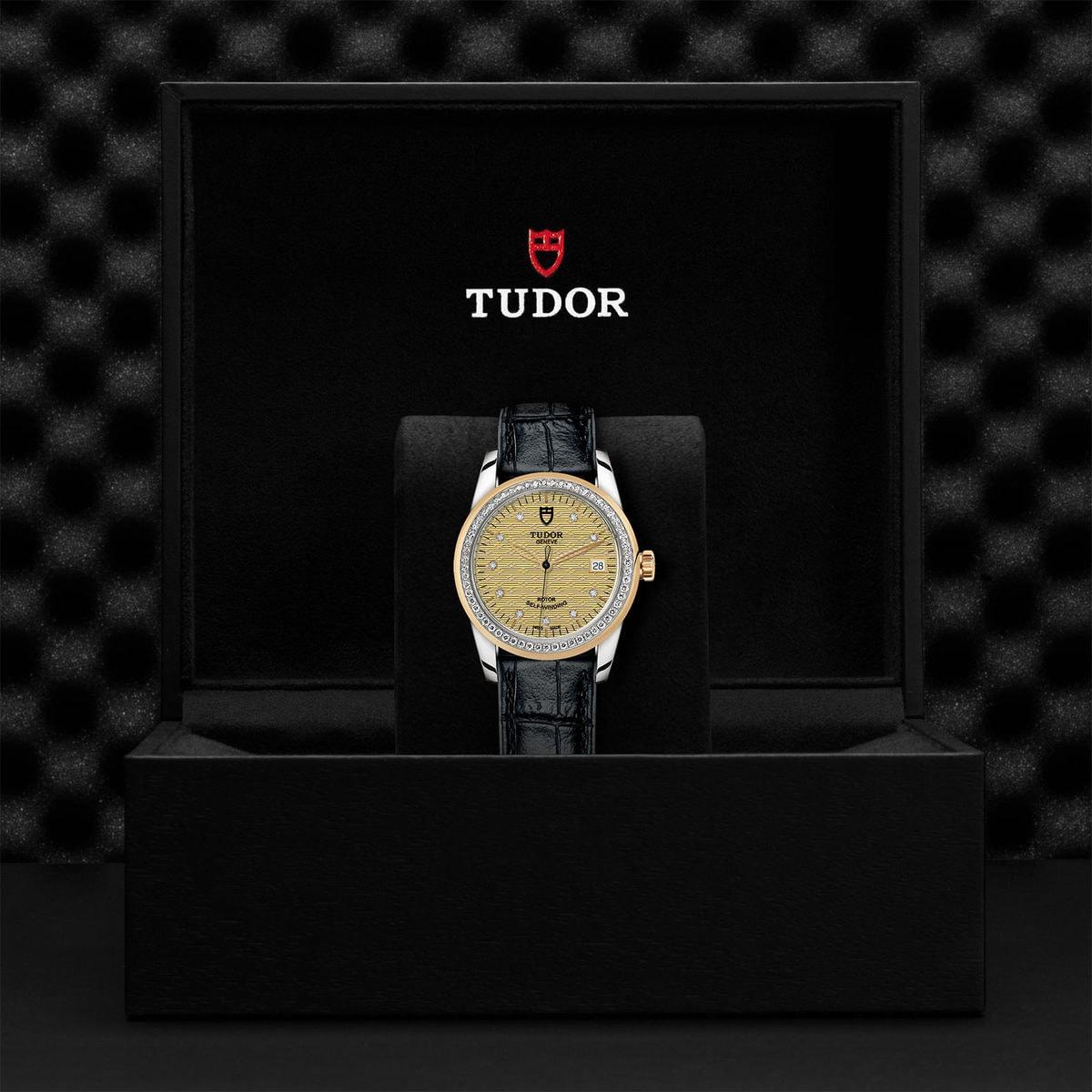 Tudor Glamour Date M55023-0052