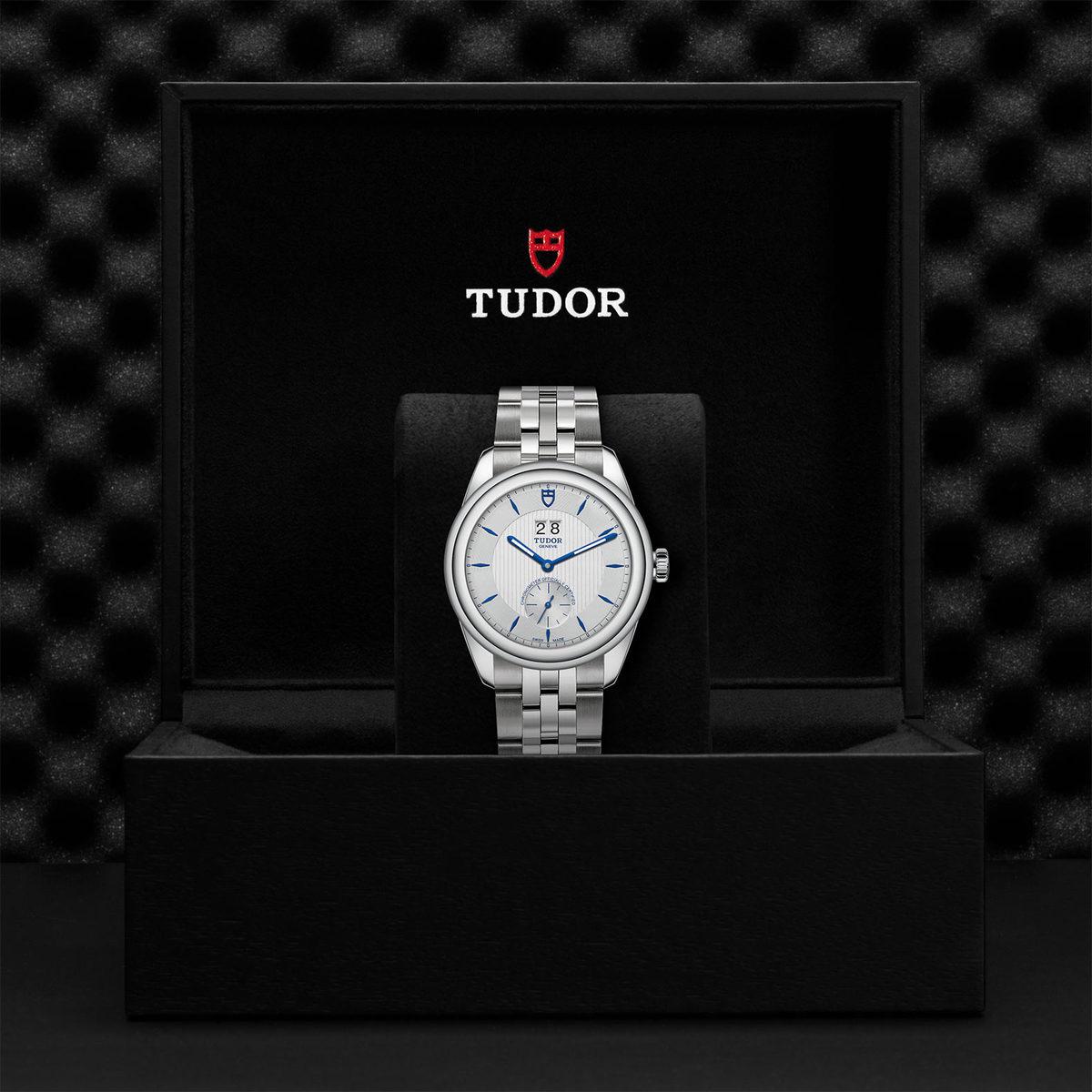 Tudor Glamour Double Date M57100-0001