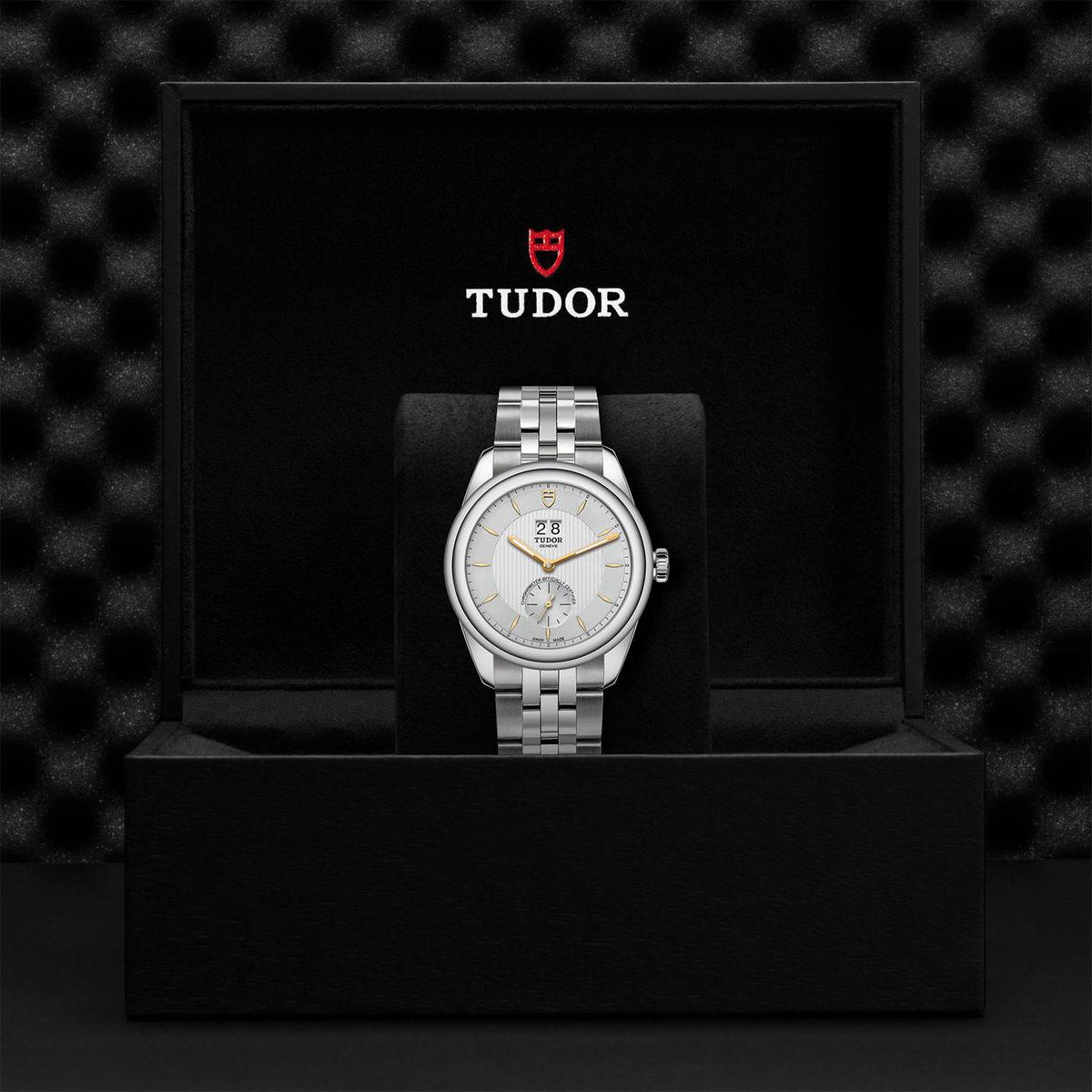 Tudor Glamour Double Date M57100-0002