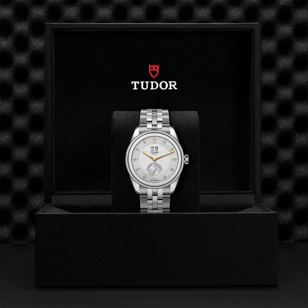 Tudor Glamour Double Date M57100-0005
