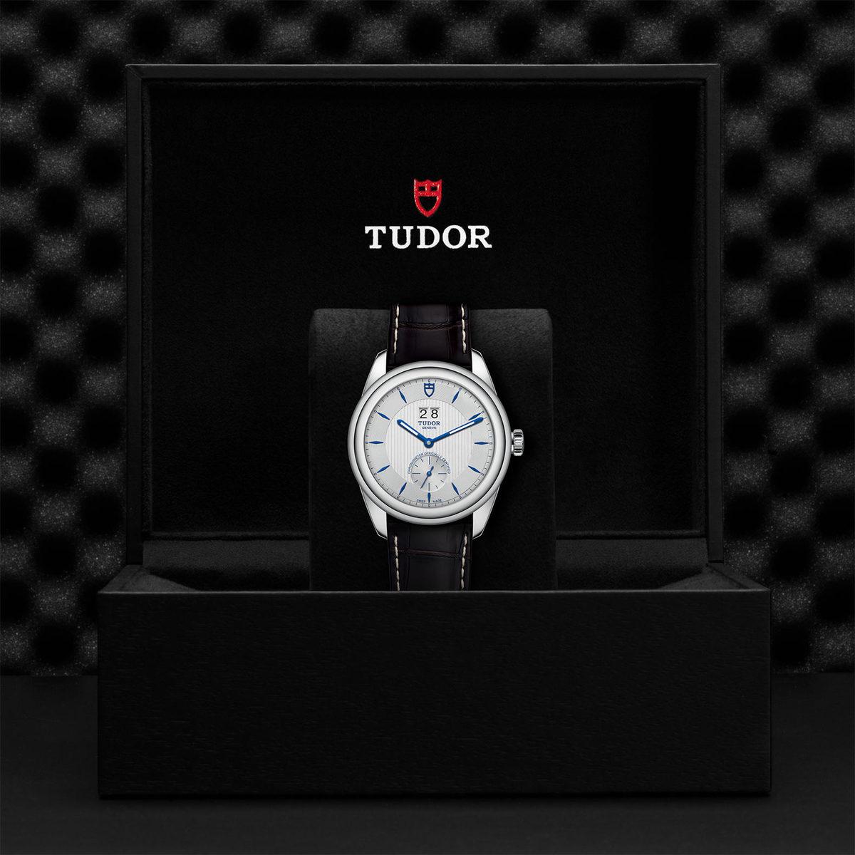 Tudor Glamour Double Date M57100-0016