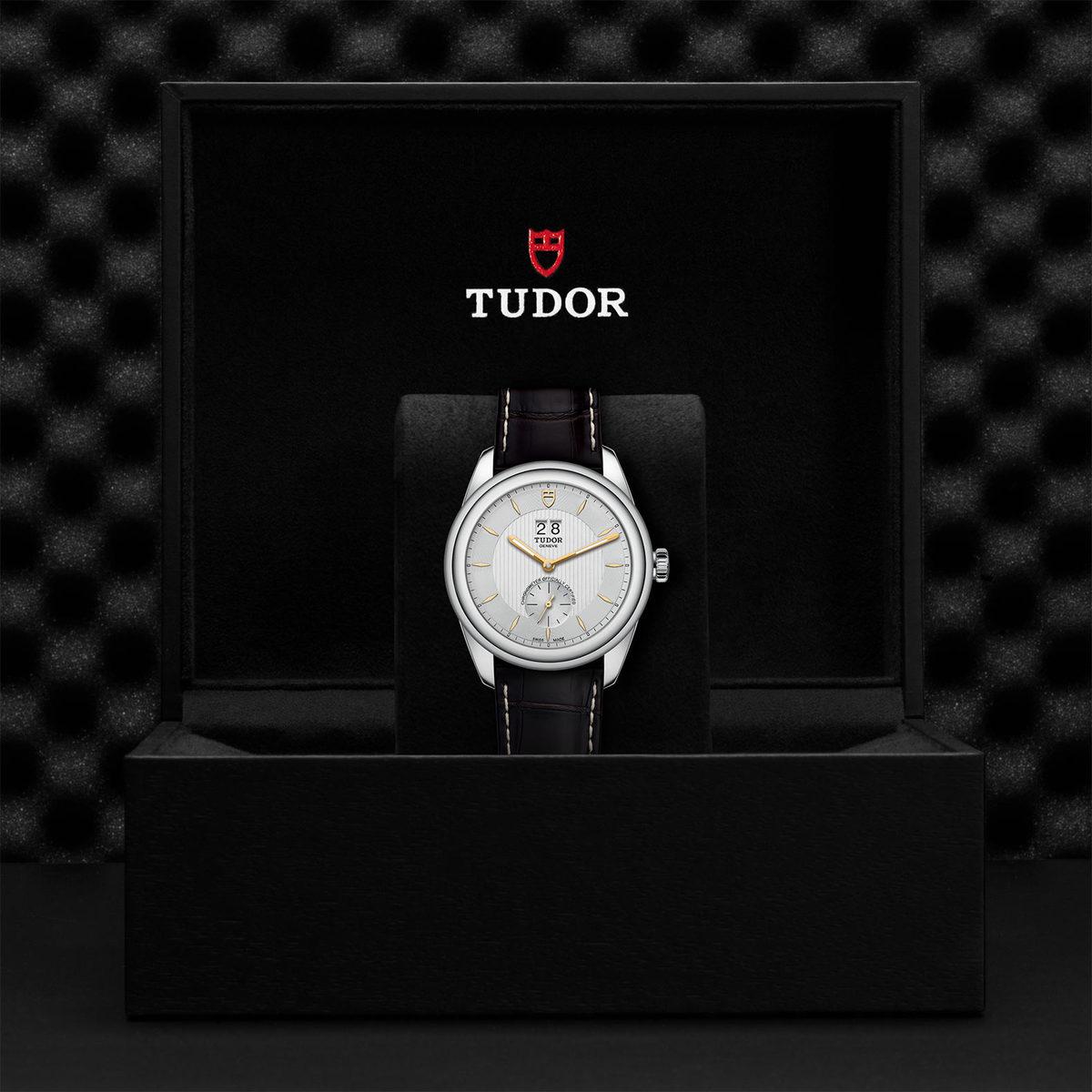 Tudor Glamour Double Date M57100-0017