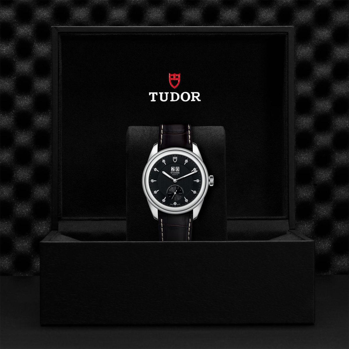 Tudor Glamour Double Date M57100-0019