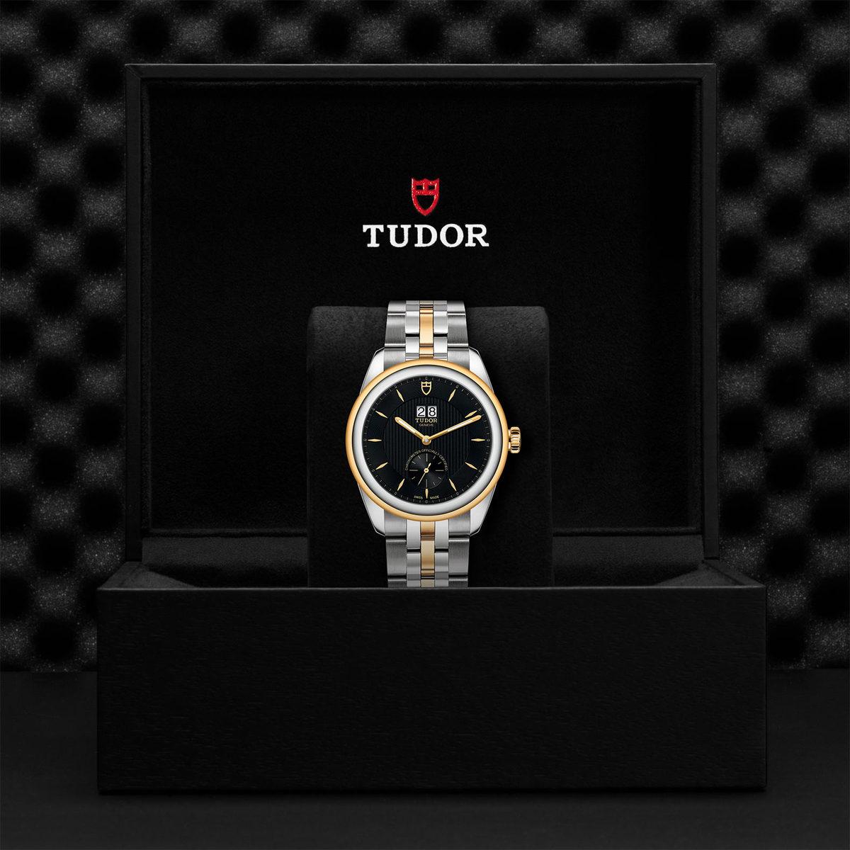 Tudor Glamour Double Date M57103-0002