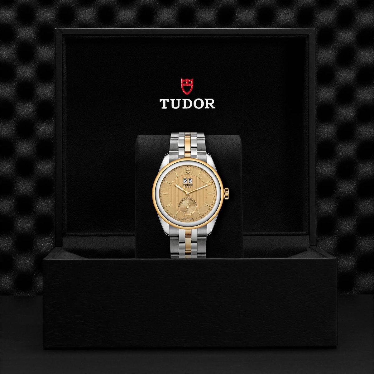 Tudor Glamour Double Date M57103-0003