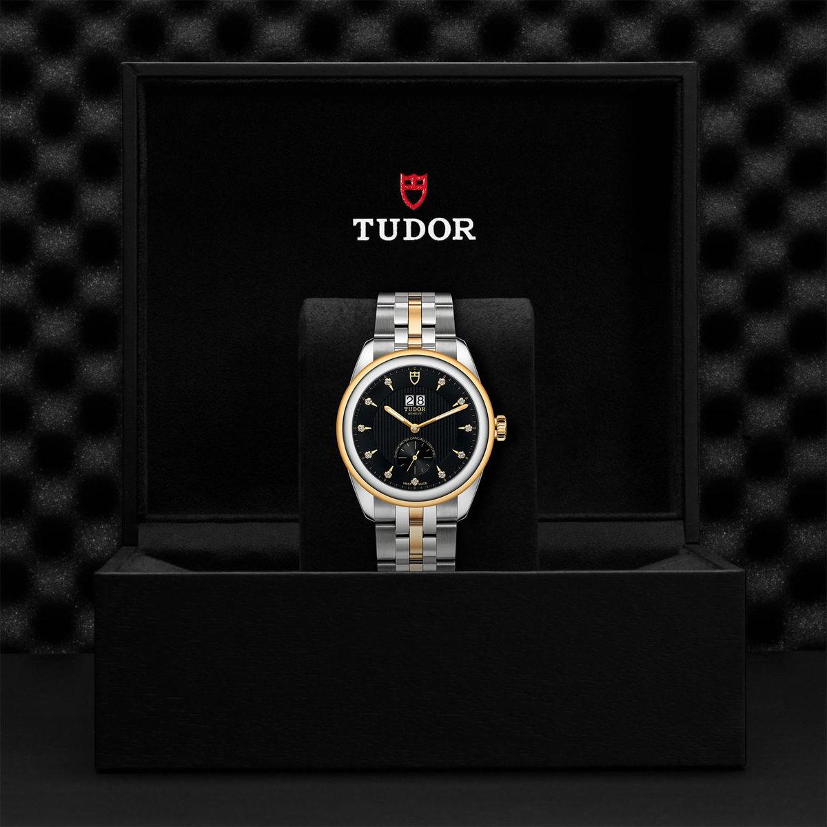 Tudor Glamour Double Date M57103-0004